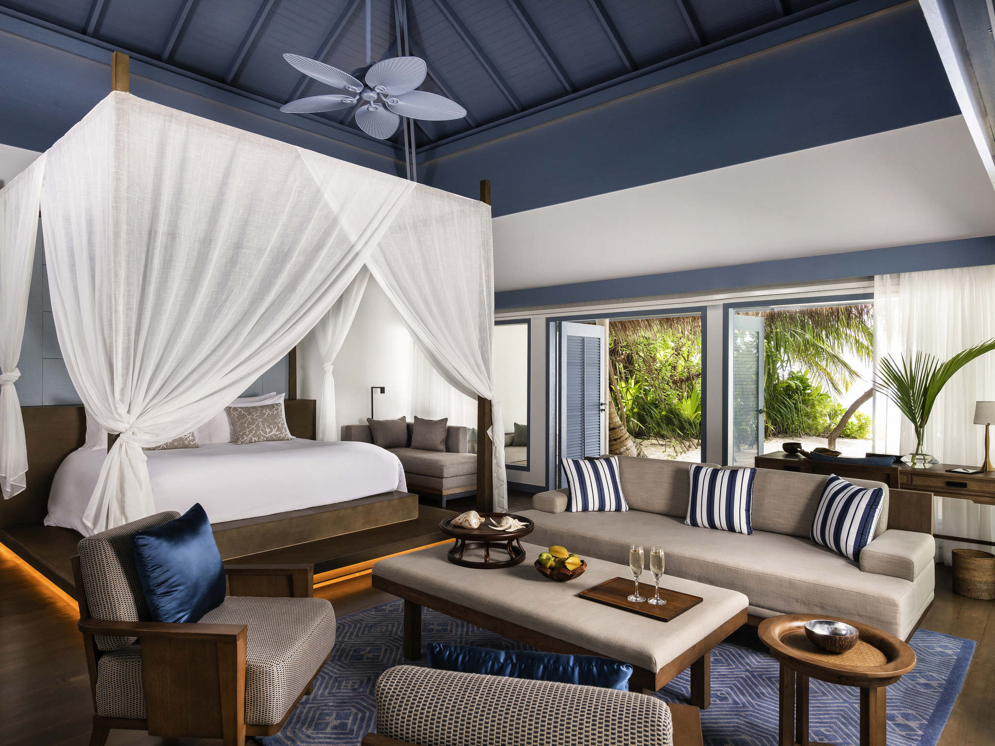 Hotel in MERADHOO ISLAND - Raffles Maldives Meradhoo Resort (Opening ...