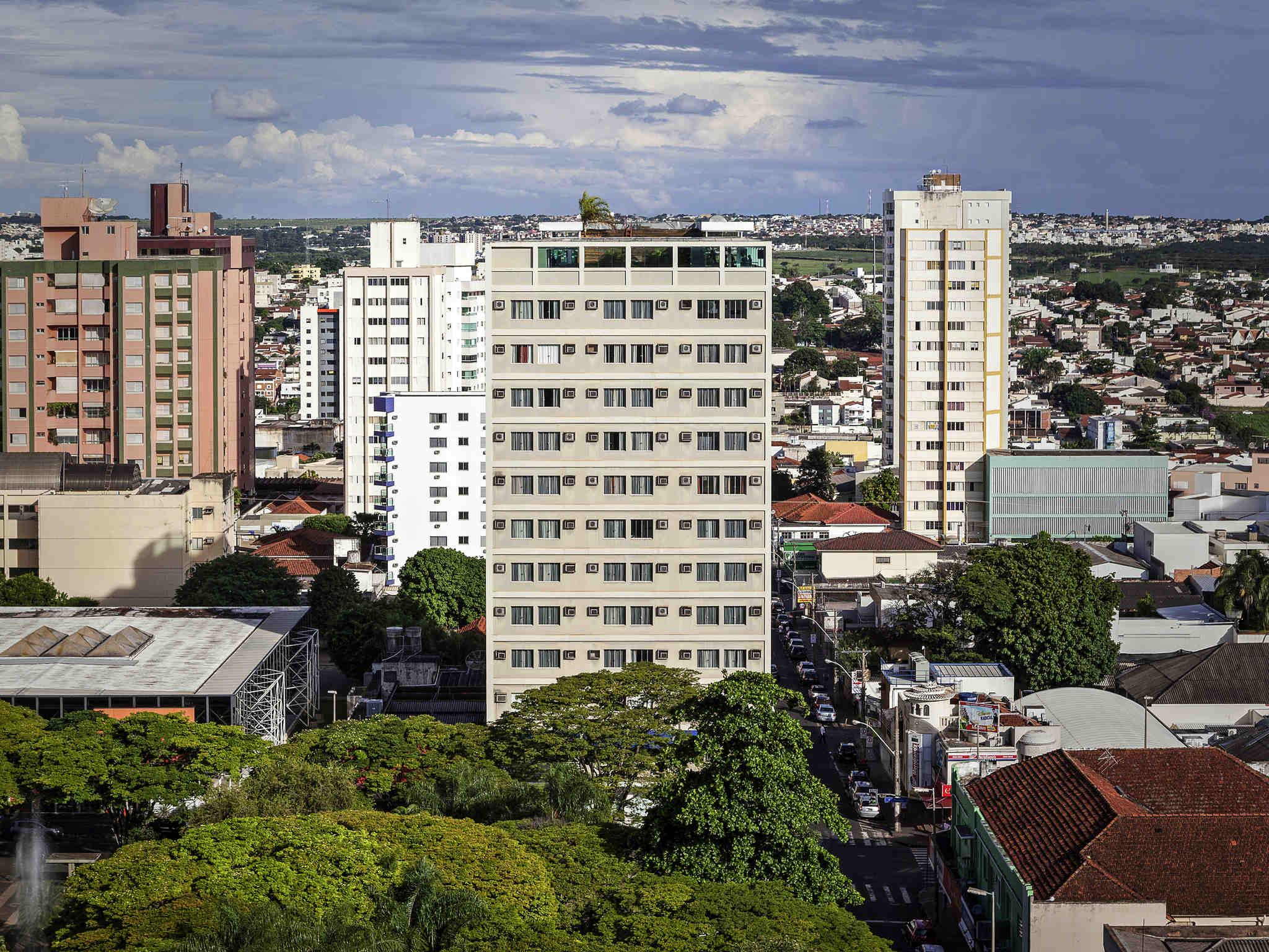 Hôtel - Hotel Presidente Uberlândia