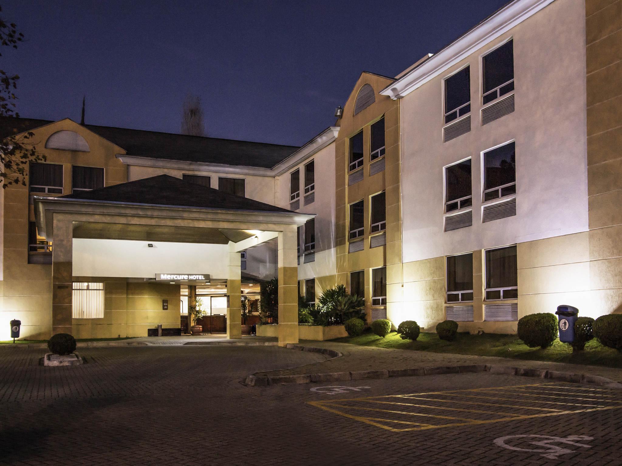 Hotel – Mercure Curitiba Aeroporto Hotel