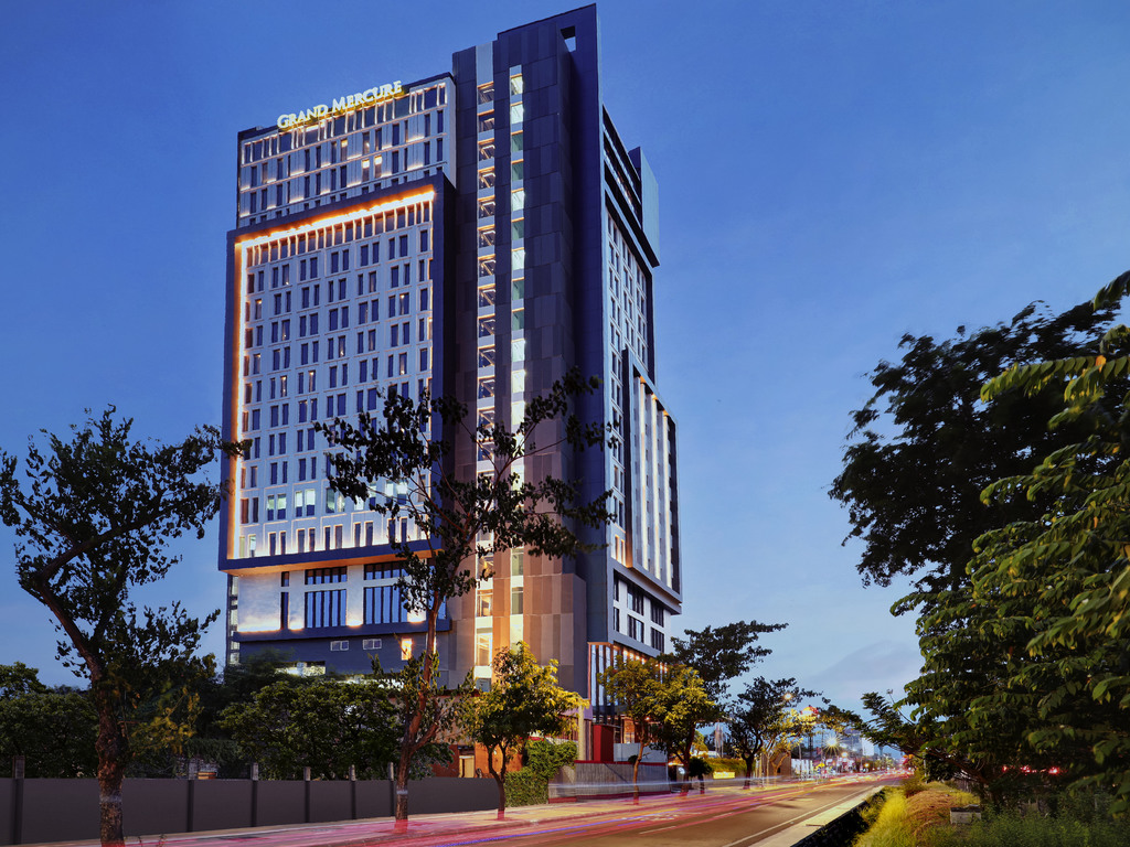 Grand Mercure Surabaya City (Eröffnung September 2019)