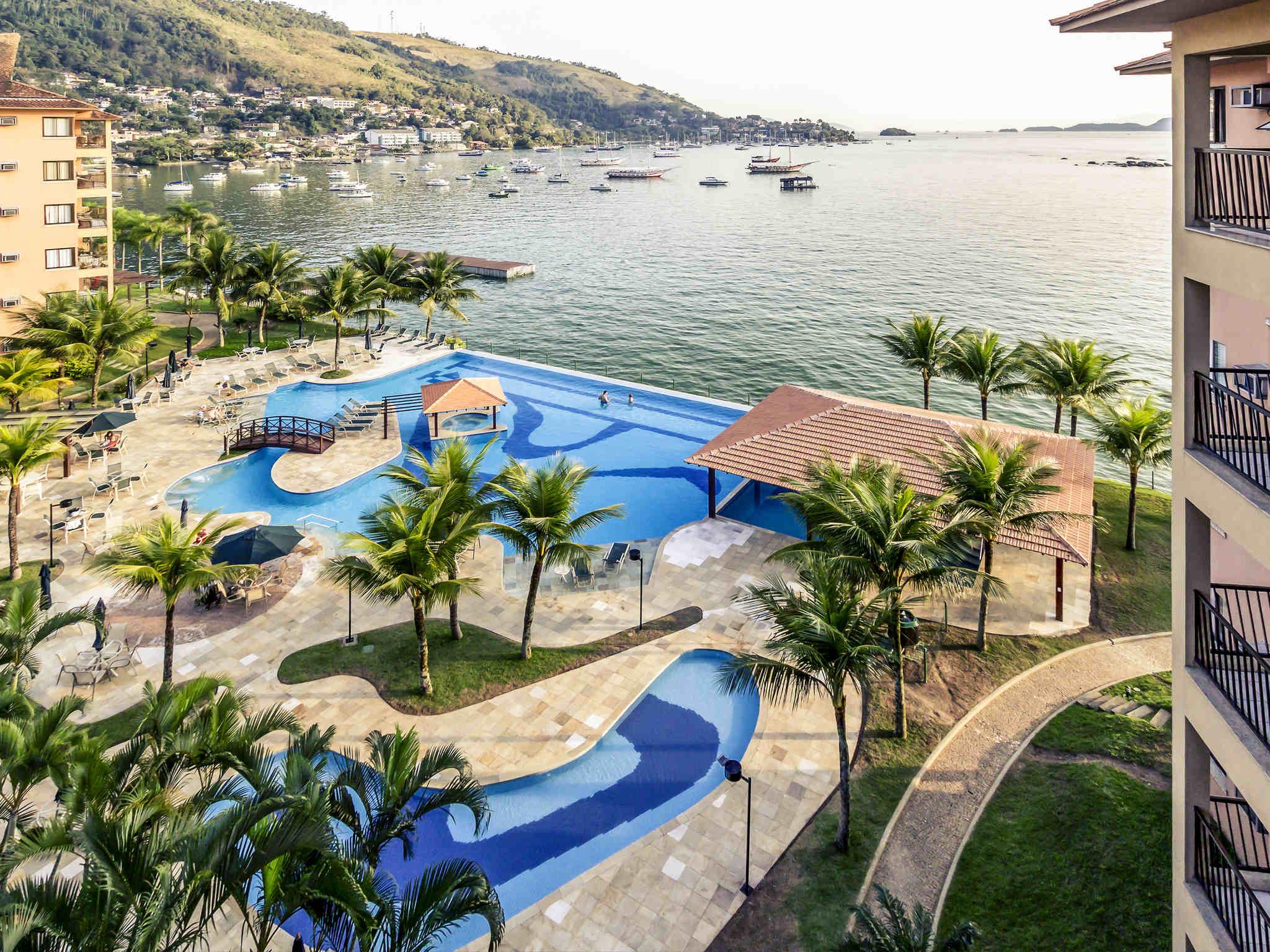 Отель — Mercure Rio de Janeiro Angra dos Reis Hotel