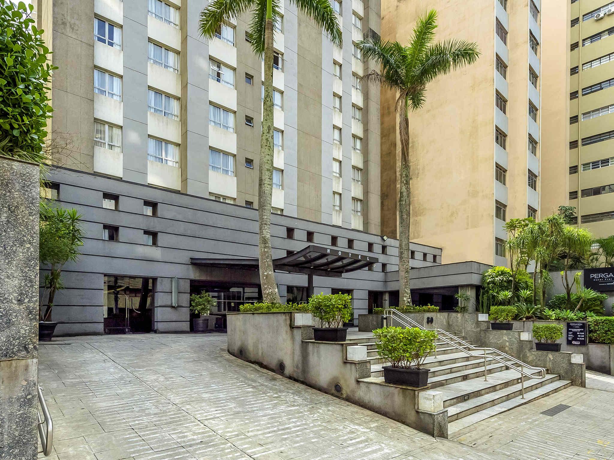 Hotel – Hotel Pergamon Frei Caneca - zarządzany przez sieć AccorHotels