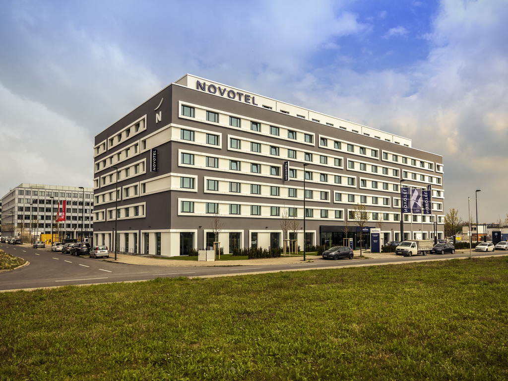 Novotel Duesseldorf Airport (opening 19 April 2021)