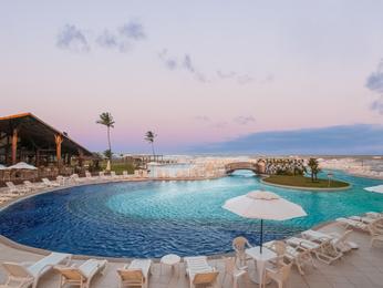 Prodigy Beach Resort And Conventions Aracaju