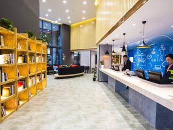 ibis Nanjing Jiangjun Avenue Hotel