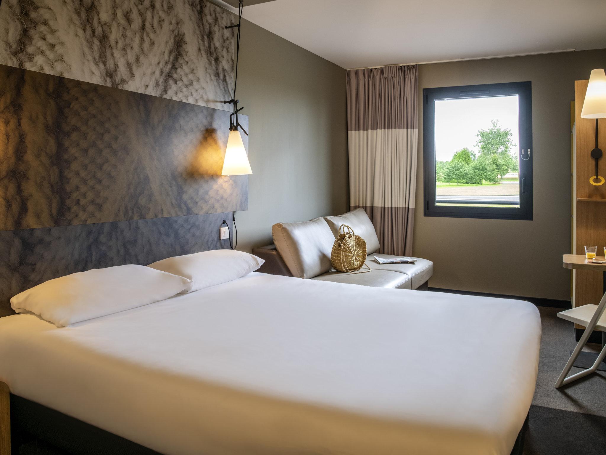 Hotel – ibis Pontorson Baie du Mont-Saint-Michel