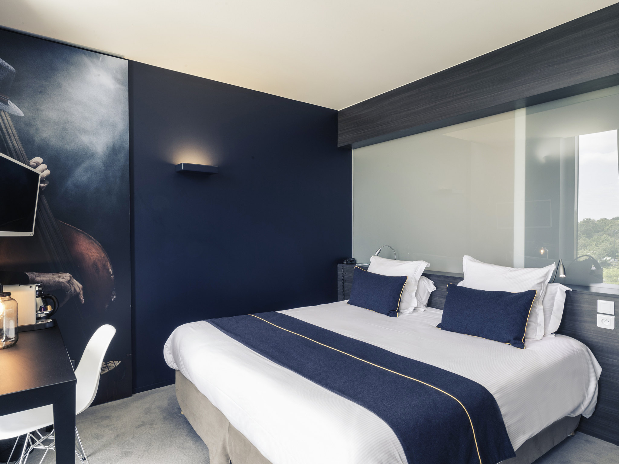 فندق - Hôtel Mercure Zénith Nantes Saint-Herblain