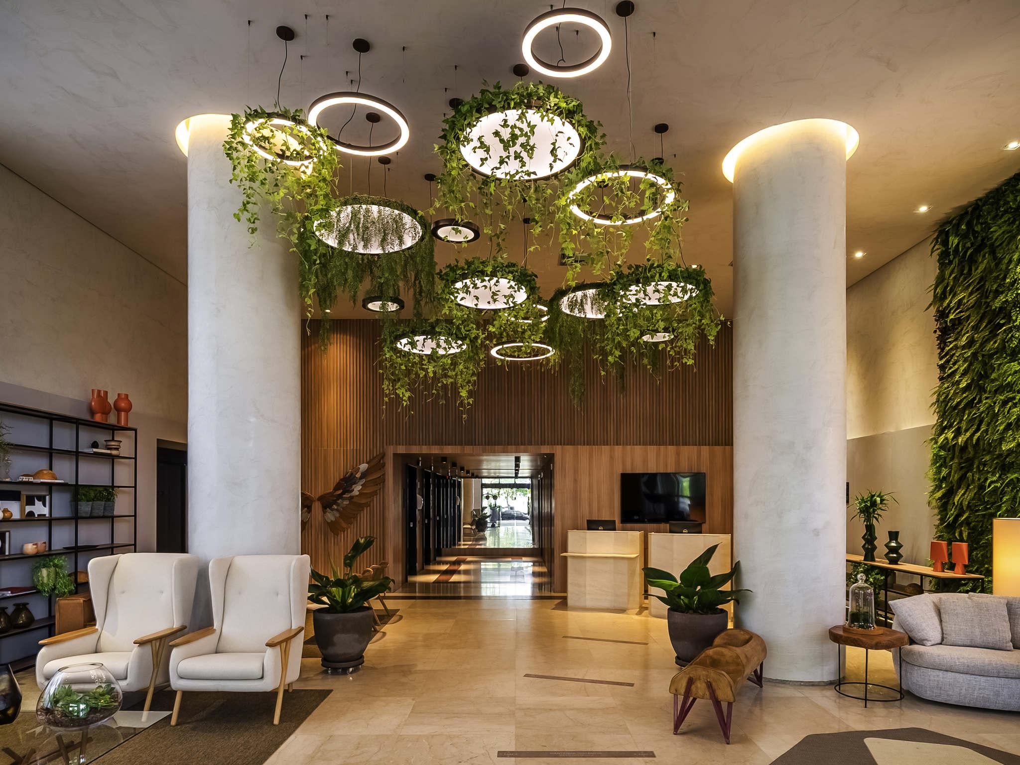 โรงแรม – The Capital - Managed by AccorHotels