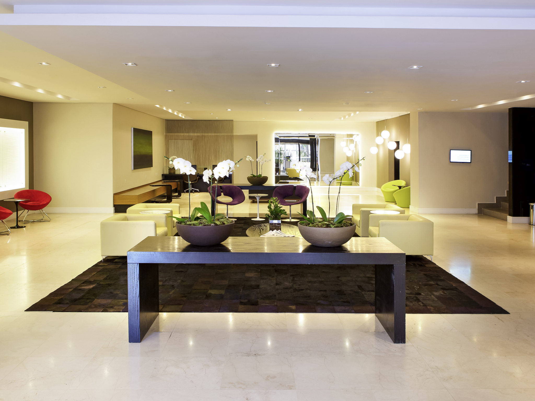 โรงแรม – Hotel Belas Artes SP Paulista - Managed by AccorHotels