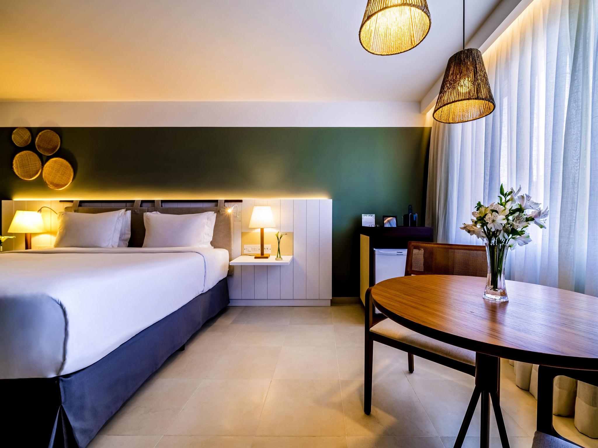 โรงแรม – Grand Mercure Rio de Janeiro Copacabana