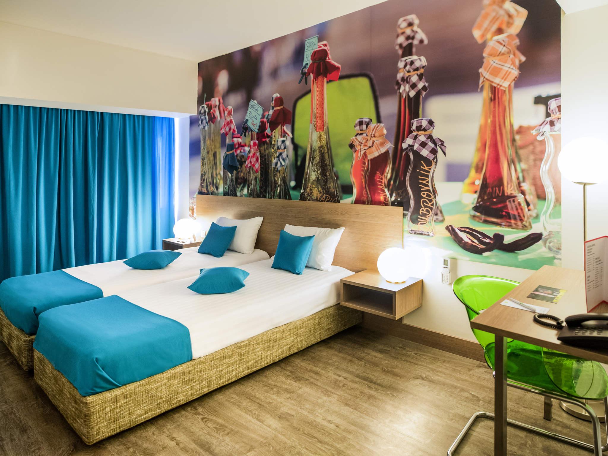 Отель — ibis Styles Skopje