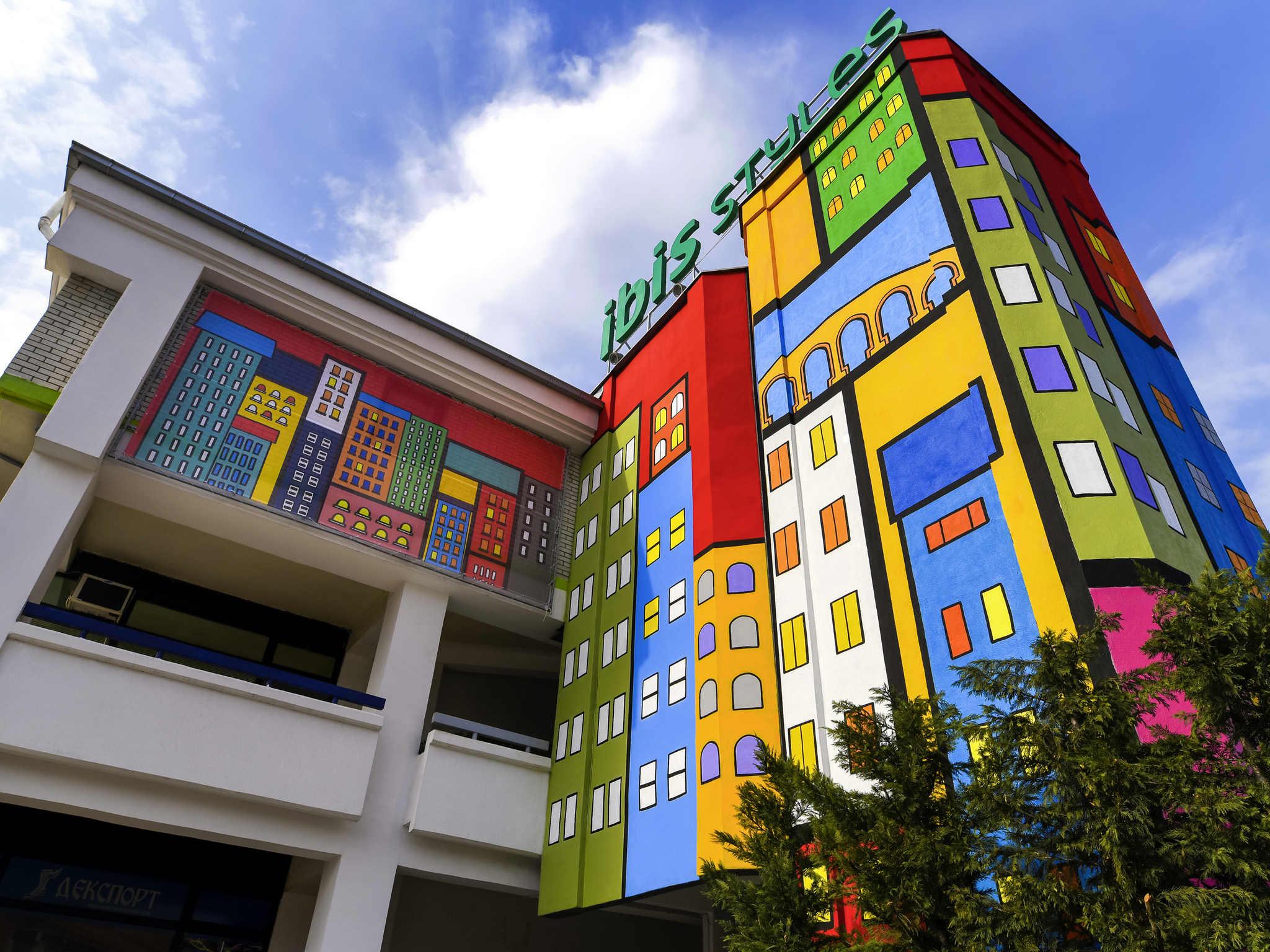 Hotel Ibis Skopje City Center