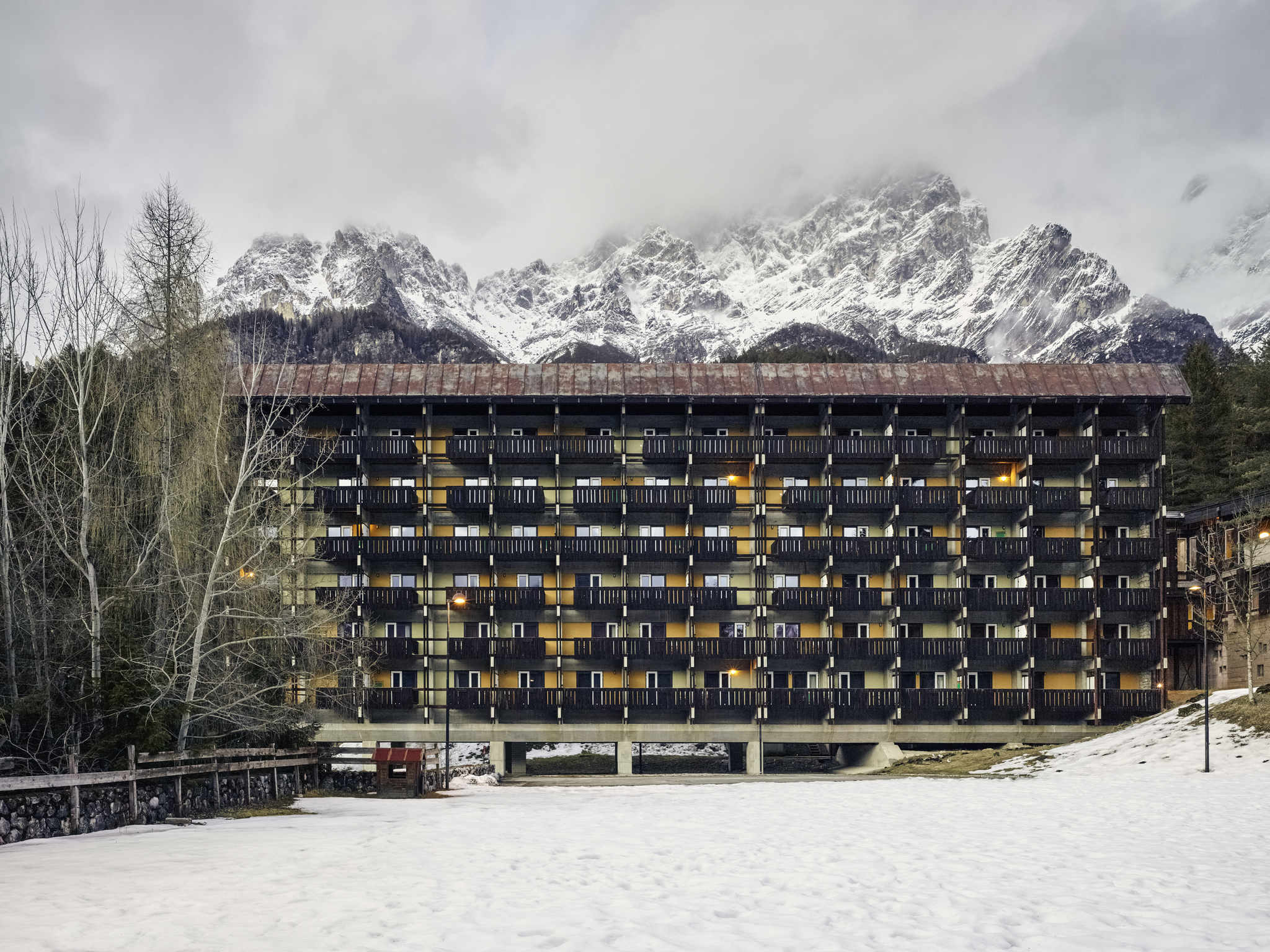 فندق - Mercure Dolomiti Hotel Boite