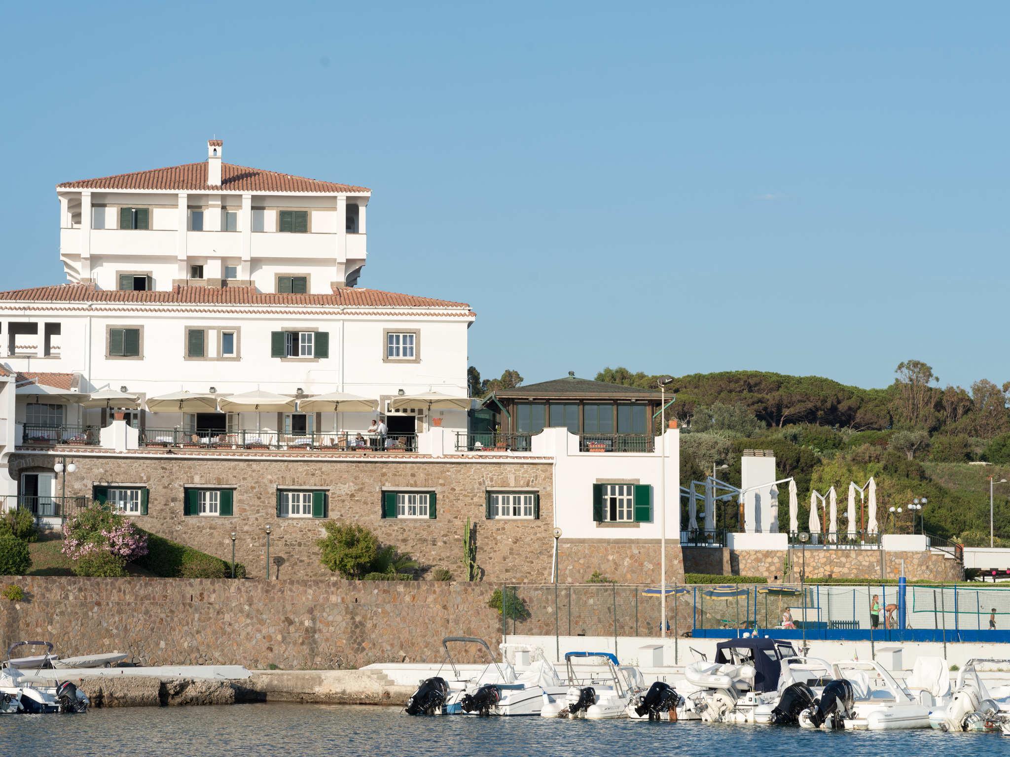 โรงแรม – Mercure Civitavecchia Sunbay Park Hotel