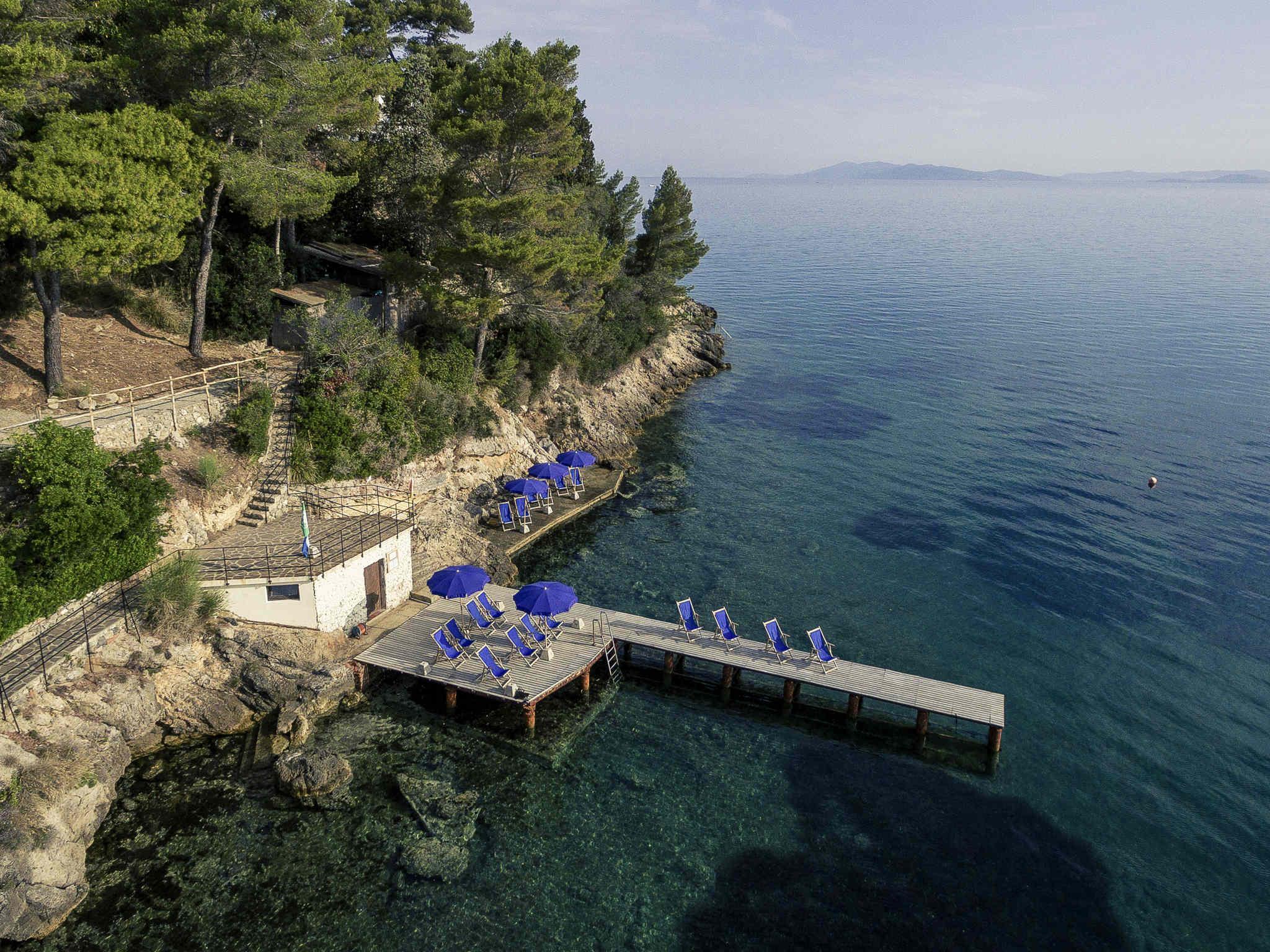 โรงแรม – Mercure Argentario Hotel Filippo II - New Opening