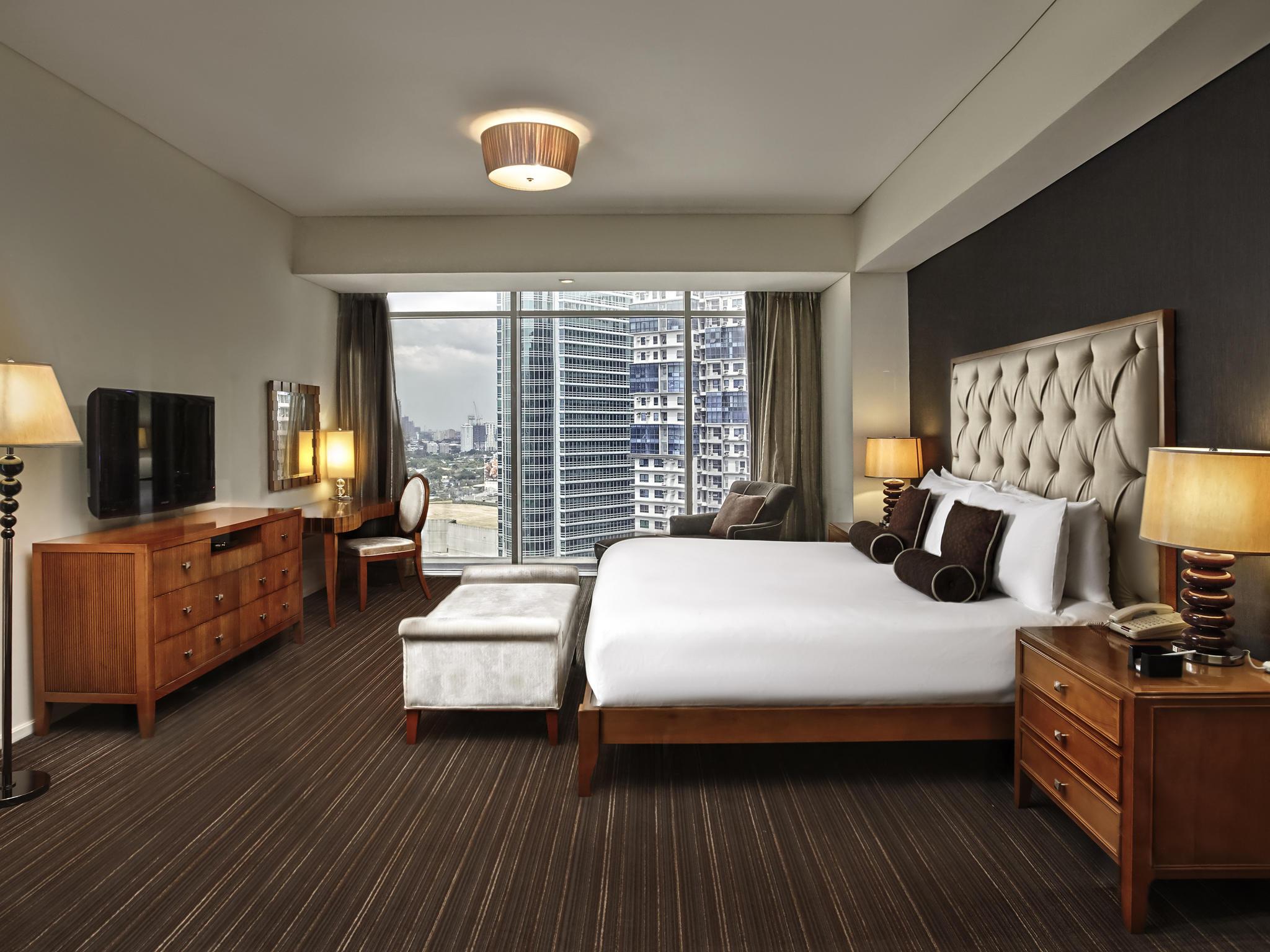 โรงแรม – จอย นอสทาลจ์ โฮเทล & สวีท มะนิลา บริหารโดย AccorHotels