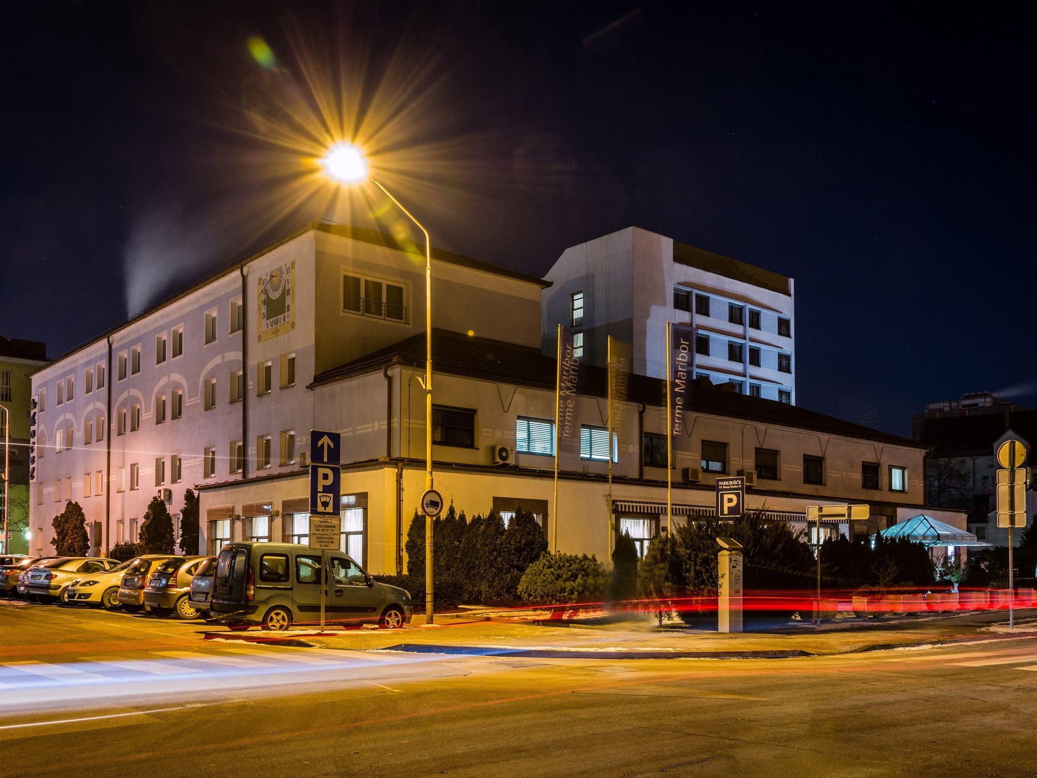 Отель — Mercure Марибор Сити Центр