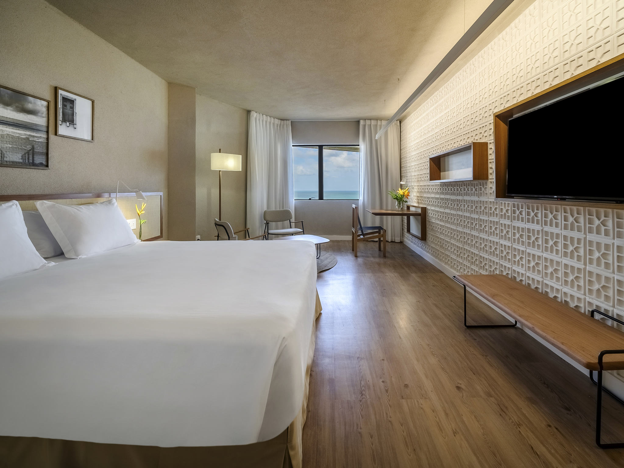 Suficiente Hotel in RECIFE - Grand Mercure Recife Boa Viagem JR39