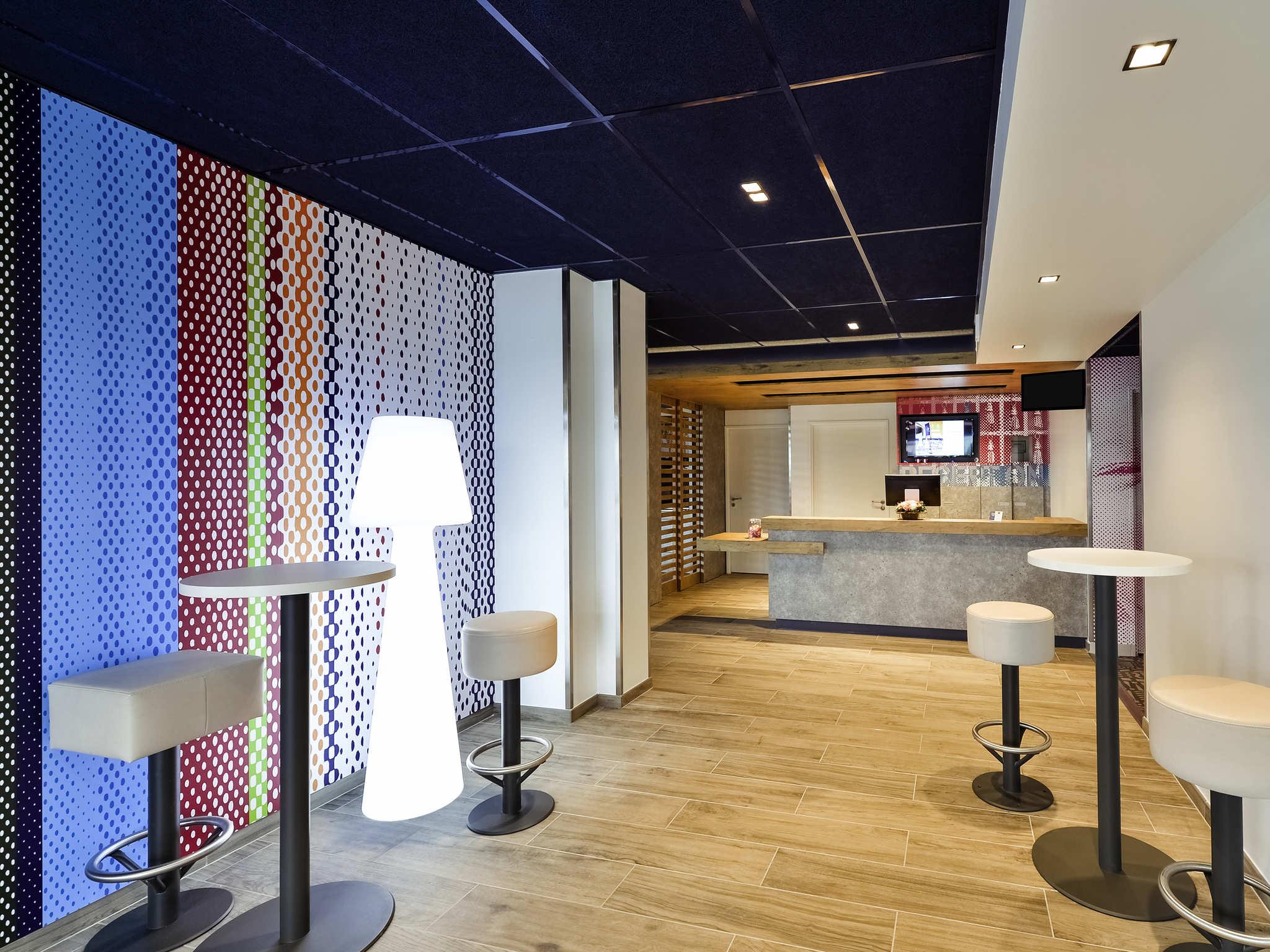 Hotel – ibis budget Macon Creches (apertura en mayo de 2018)