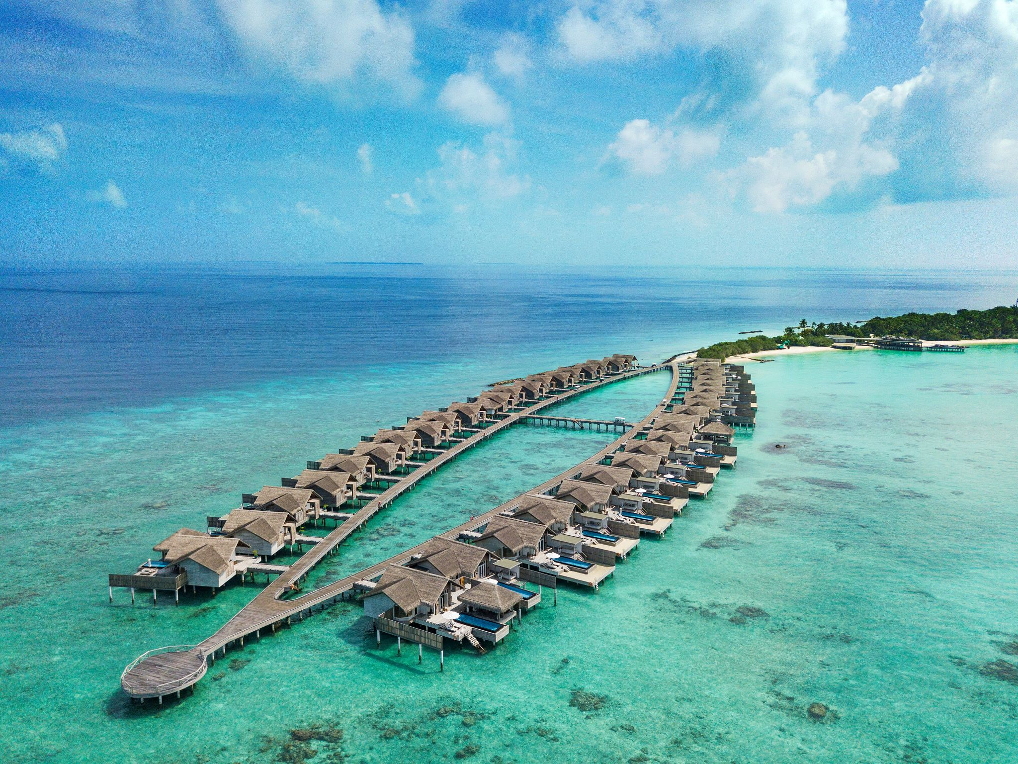 Hotel - Fairmont Maldives - Sirru Fen Fushi