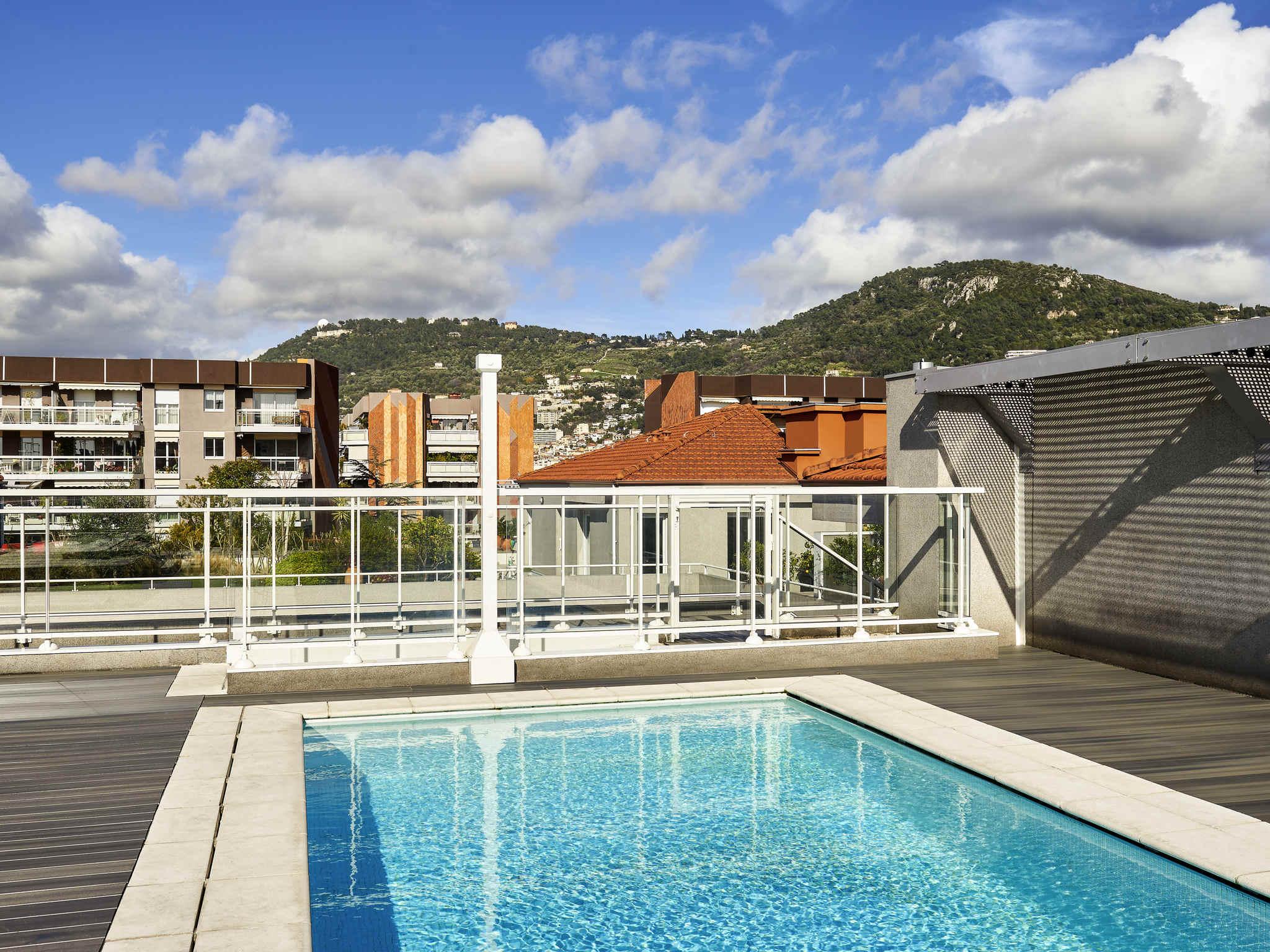 Hotell – Hipark by Adagio Nice