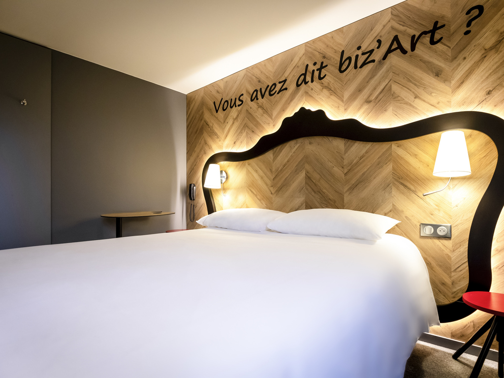 Comment Avoir Une Chambre Propre hôtel à douai - ibis styles douai gare gayant expo - all