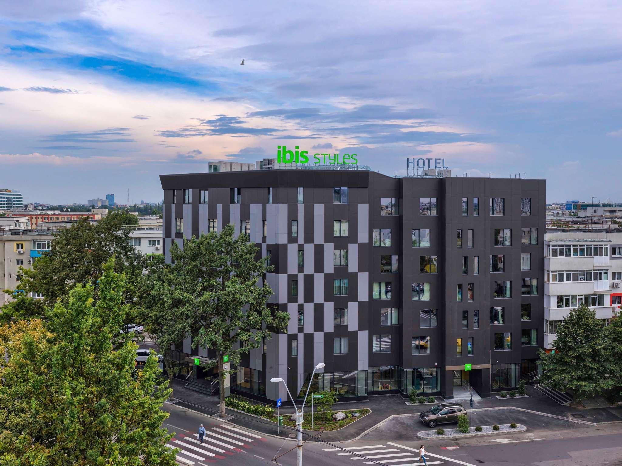 Отель — ibis Styles Бухарест Эрбас (открытие в июле 2018 года)