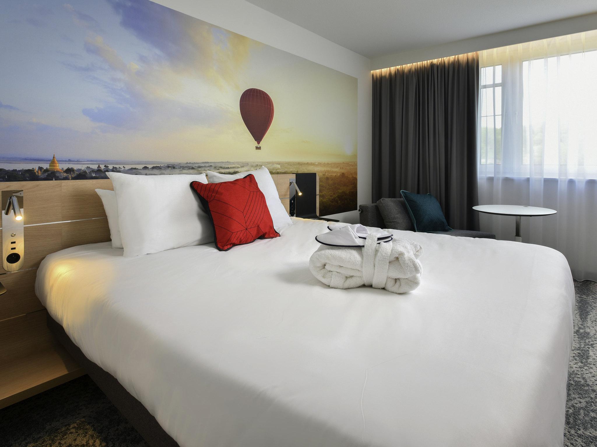 酒店 – 瓦夫尔东布鲁塞尔酒店