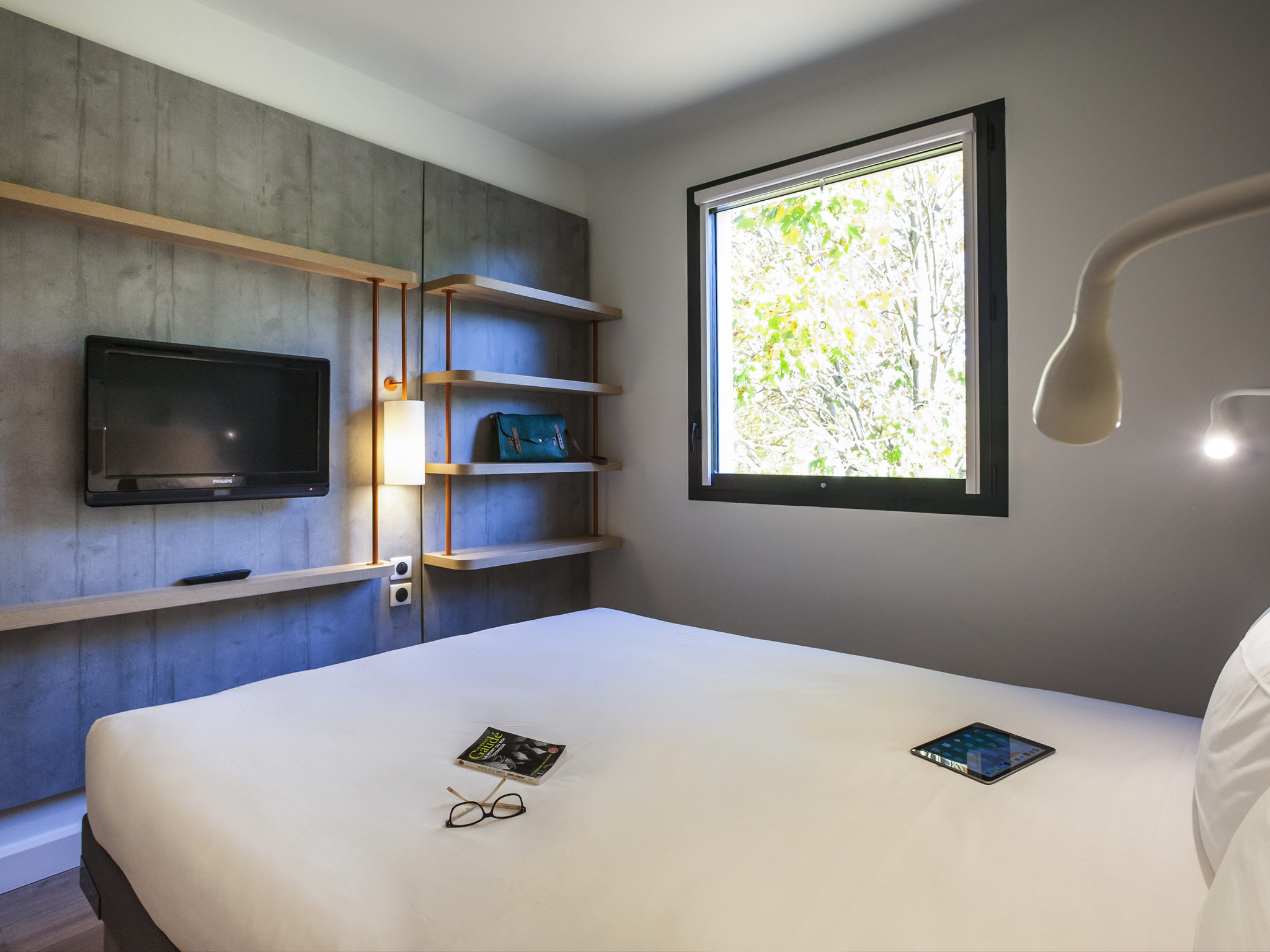 Отель — ibis budget Château-Thierry