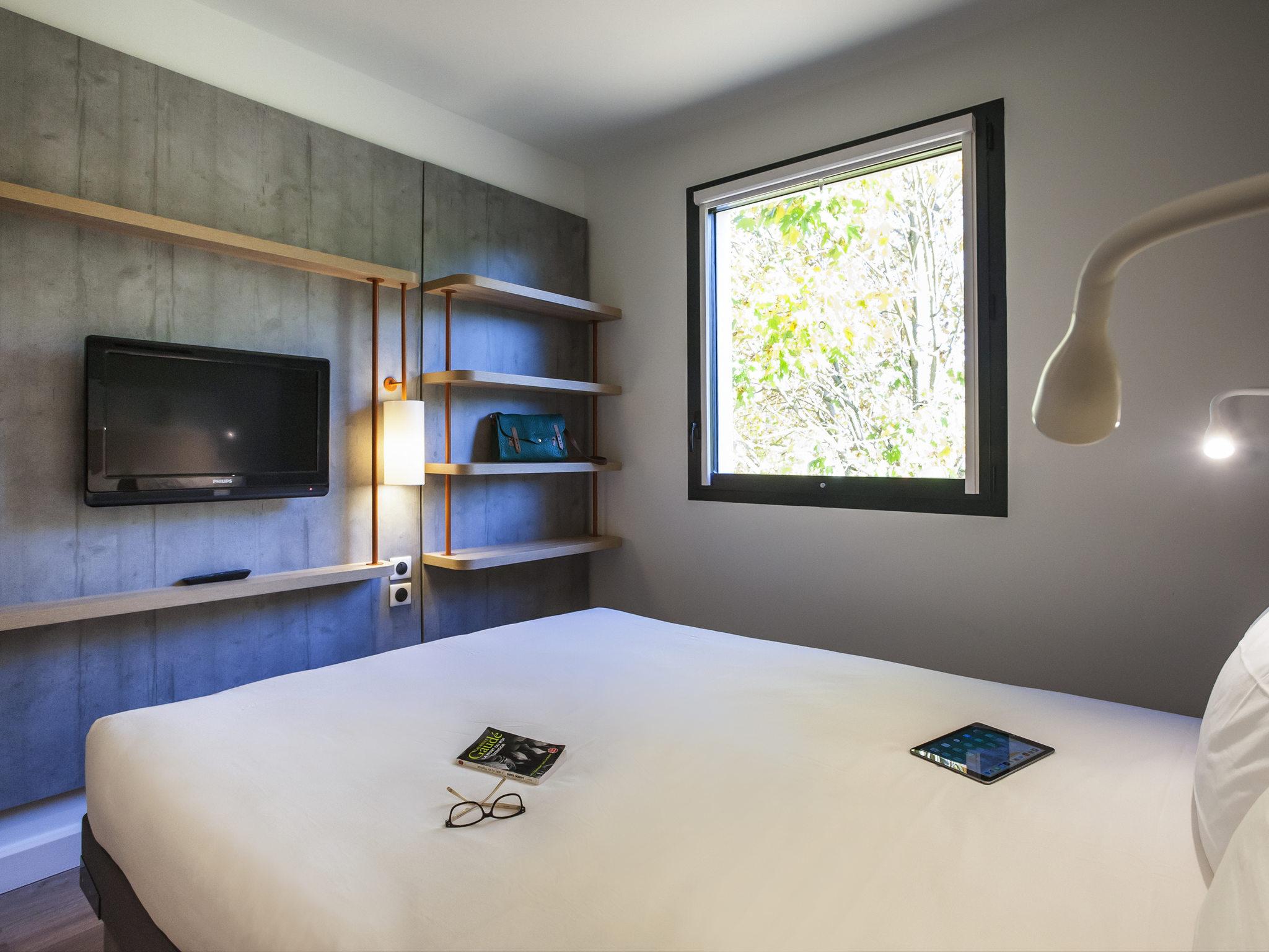Hotel – ibis budget Château-Thierry (inauguração em junho de 2018)