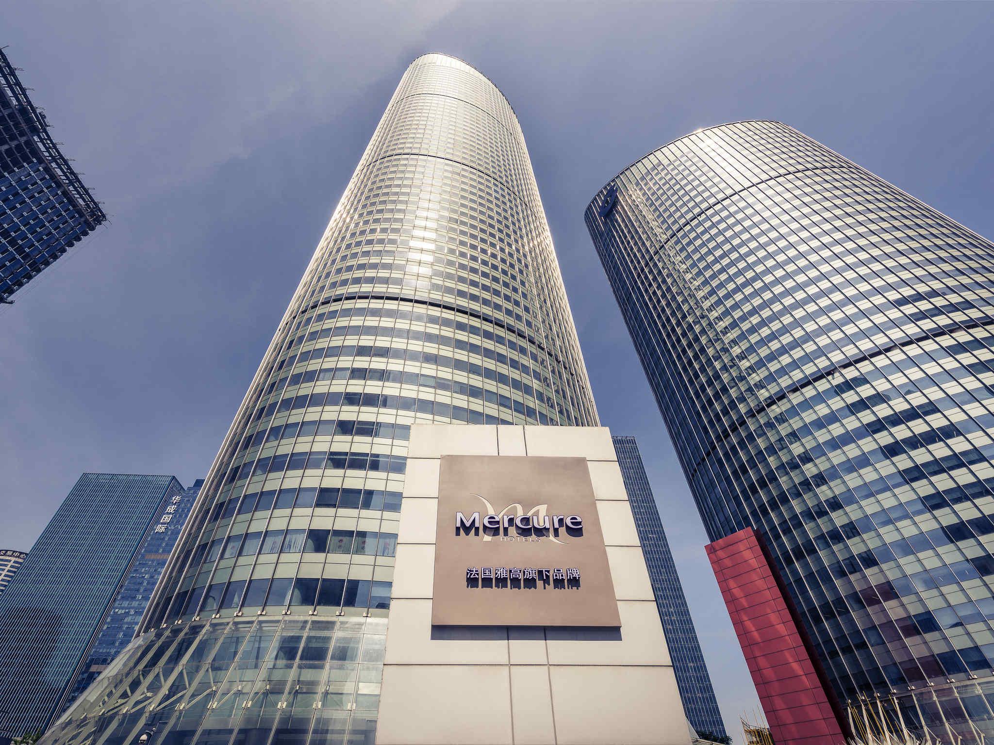 โรงแรม – Mercure Hangzhou Qianjiang