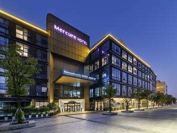Mercure Suzhou Downtown (Opening June 2018)