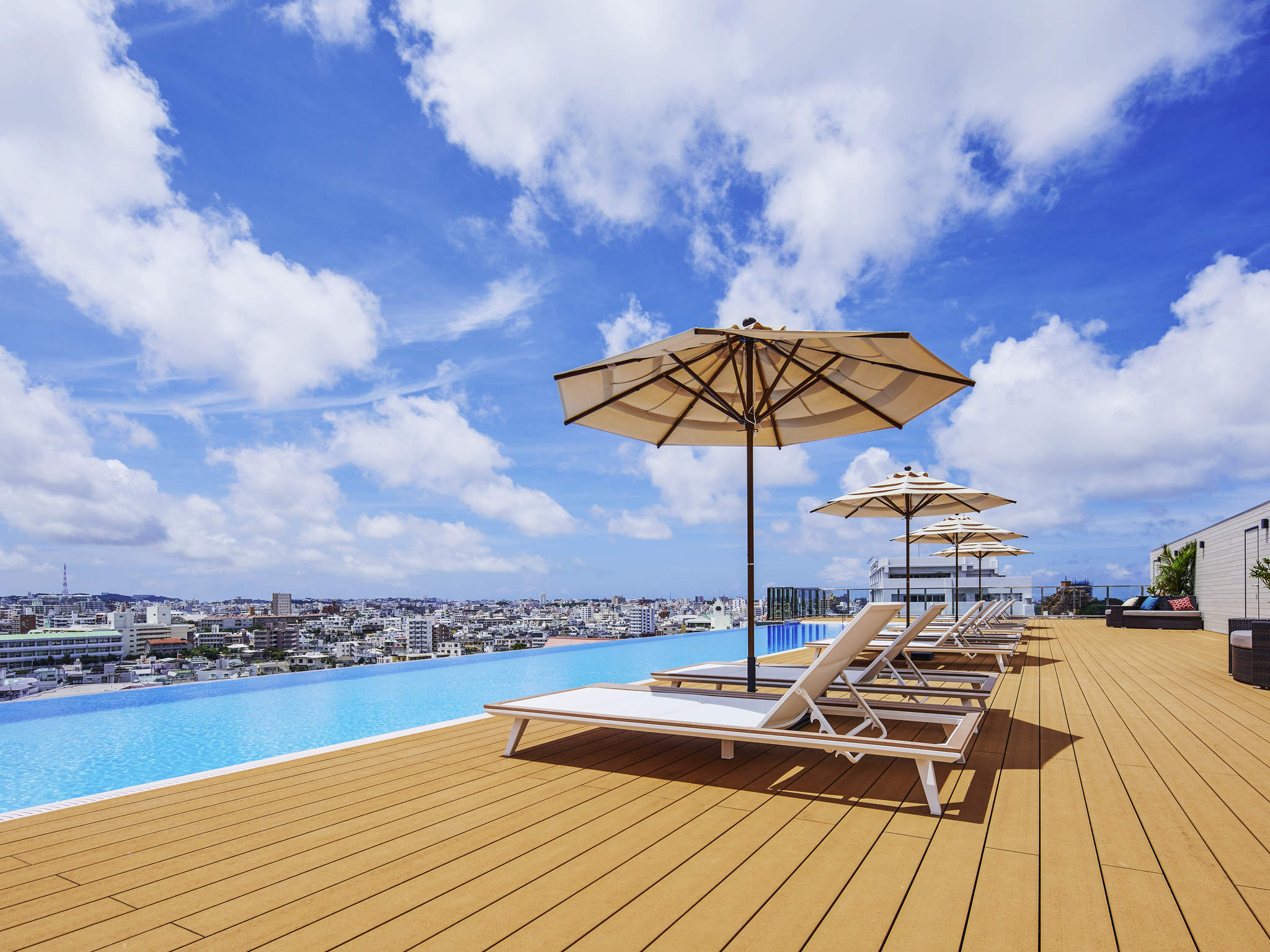 酒店 – Novotel Okinawa Naha