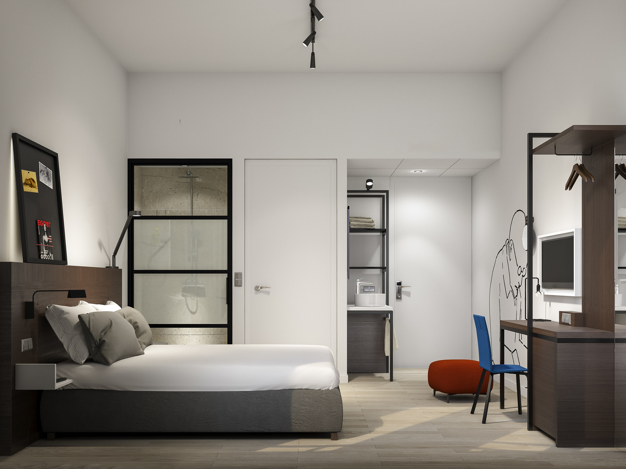 Hotel – ibis Styles Den Haag City Centre (Opening in November 2018)