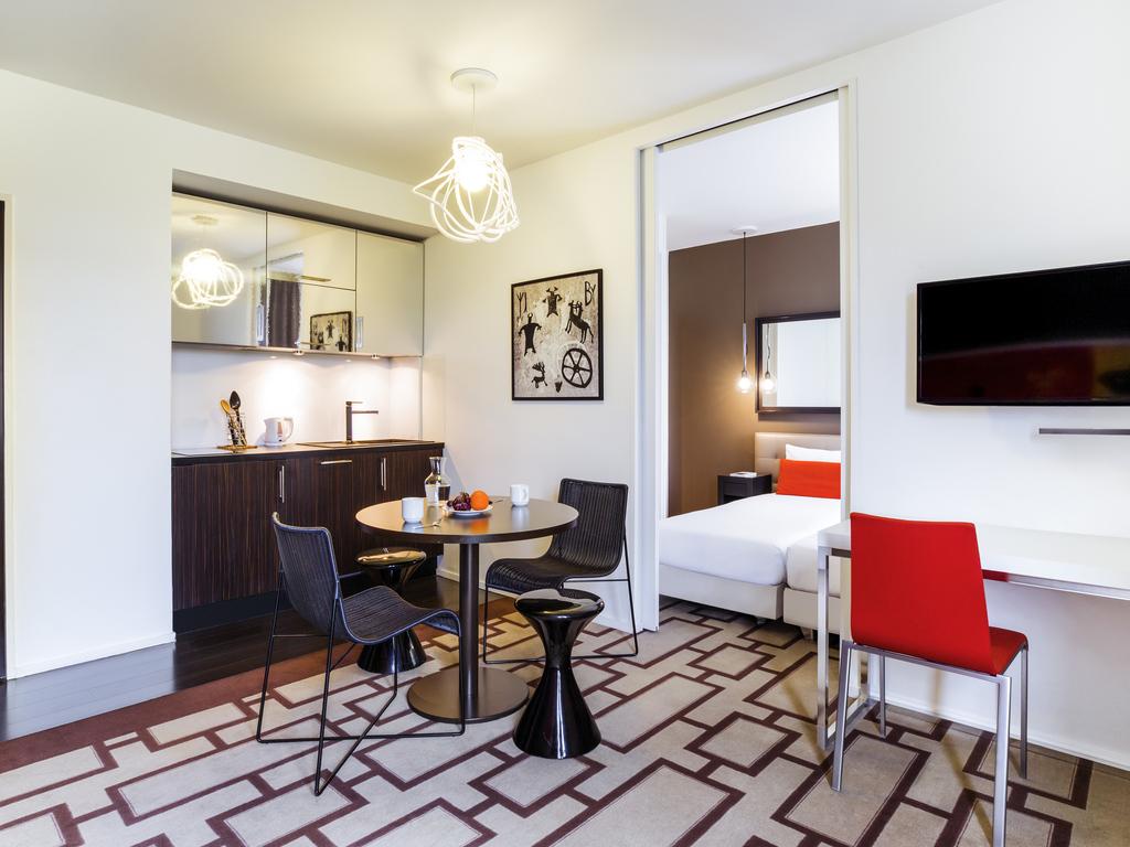 Apartamento com 1 quarto para 4 pessoas, com varanda