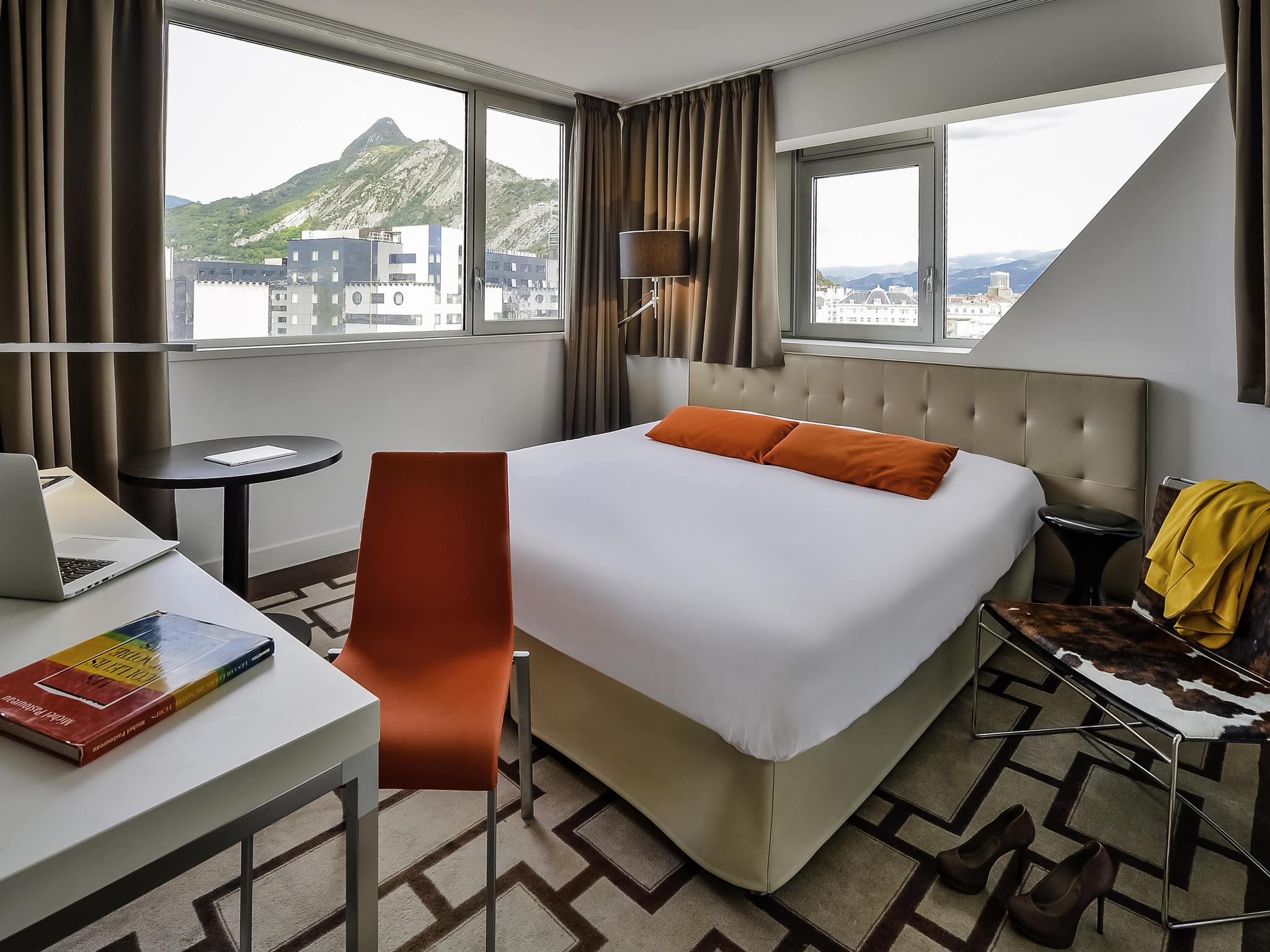 โรงแรม – Hipark by Adagio Grenoble