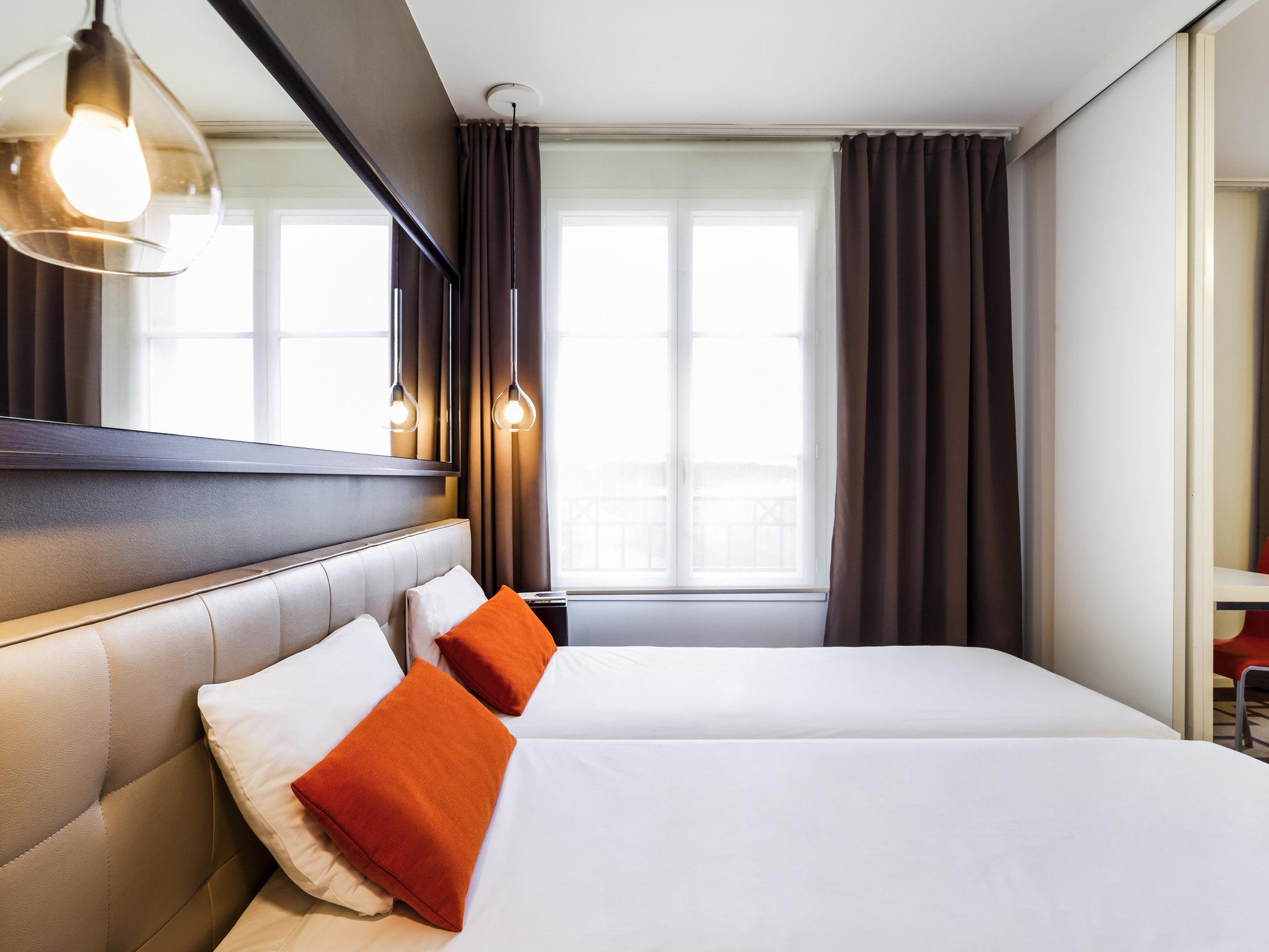 Отель — Hipark by Adagio Марсель (открытие в феврале 2018 г.)