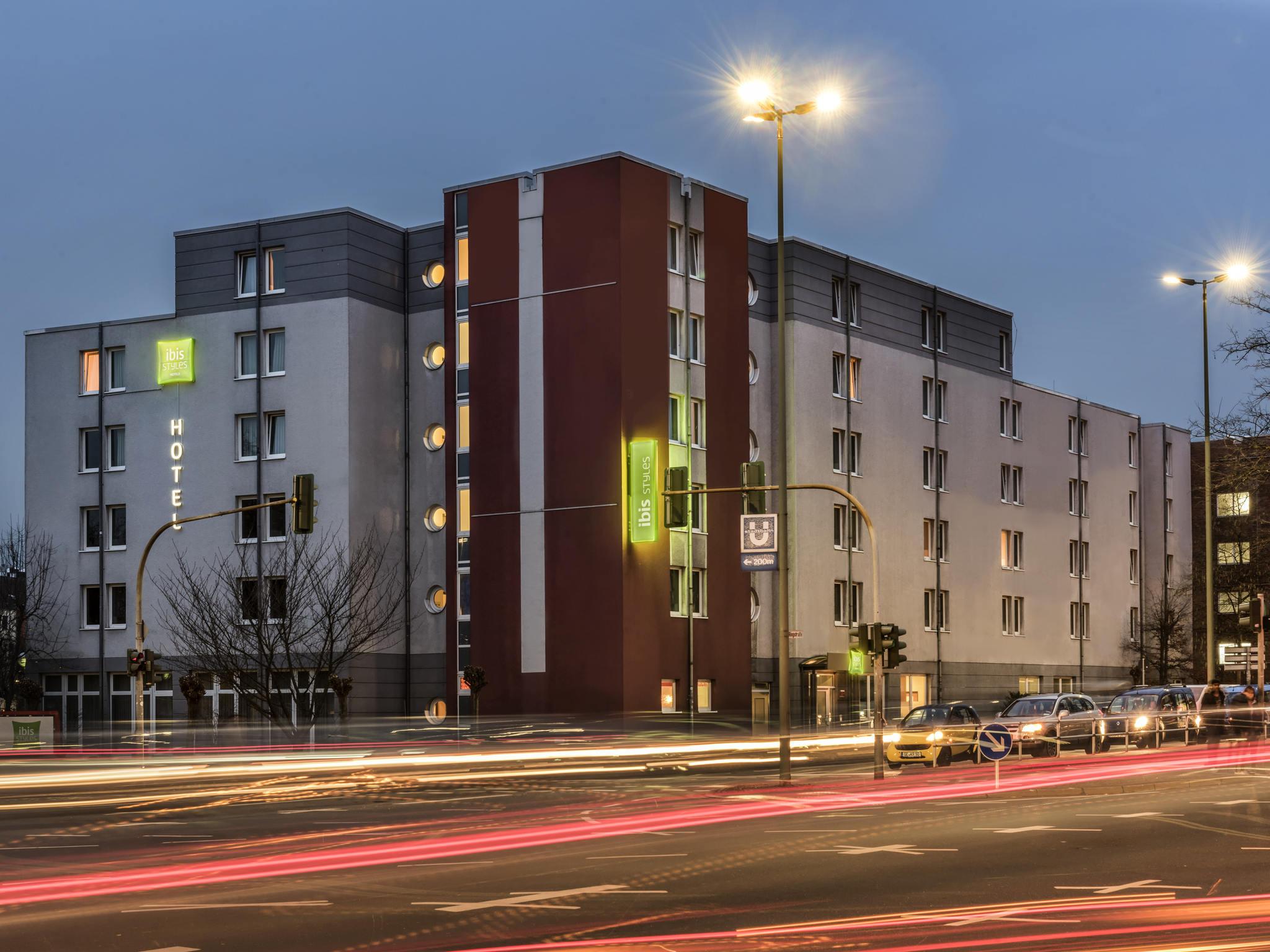 Hotell – ibis Styles Gelsenkirchen