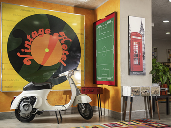 ibis Styles Roma Vintage - New Opening