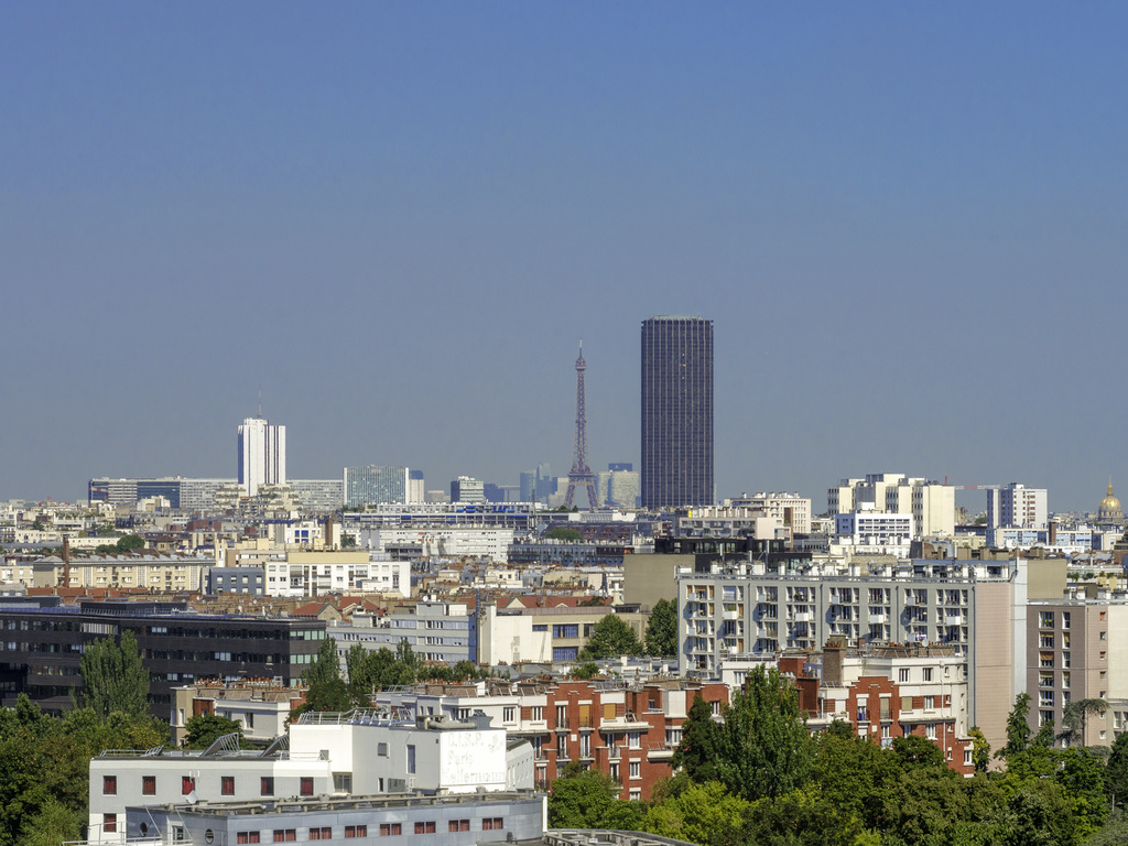 Ibis Styles Paris Meteor Avenue Italie (June 2019)