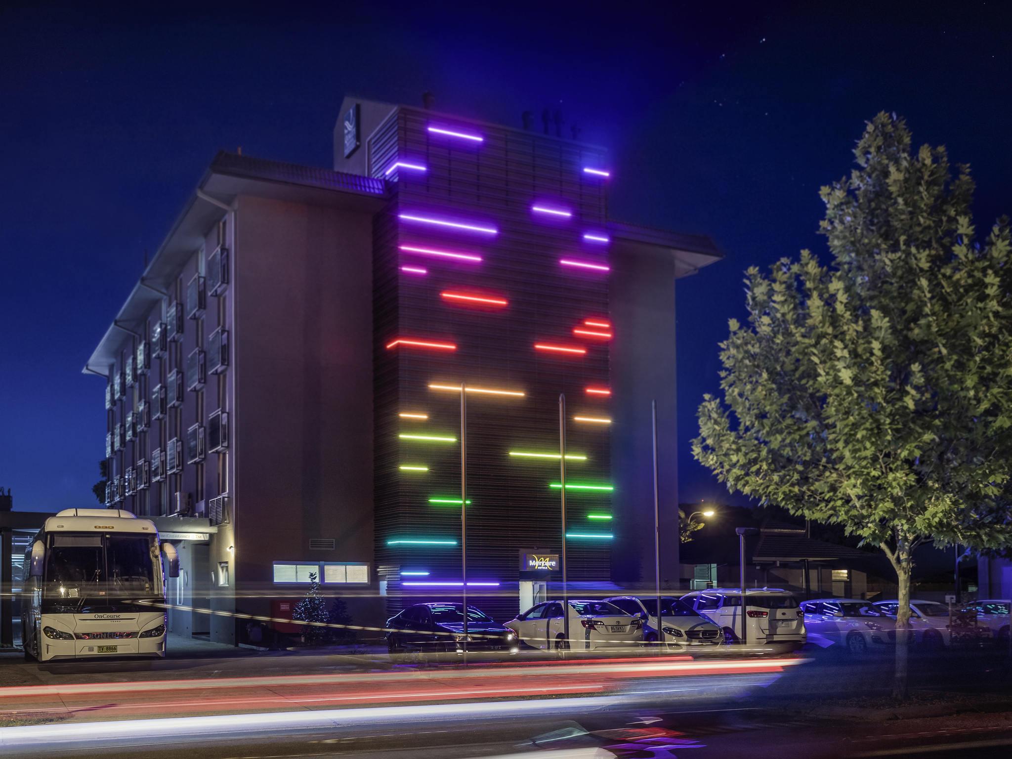 โรงแรม – Mercure Albury