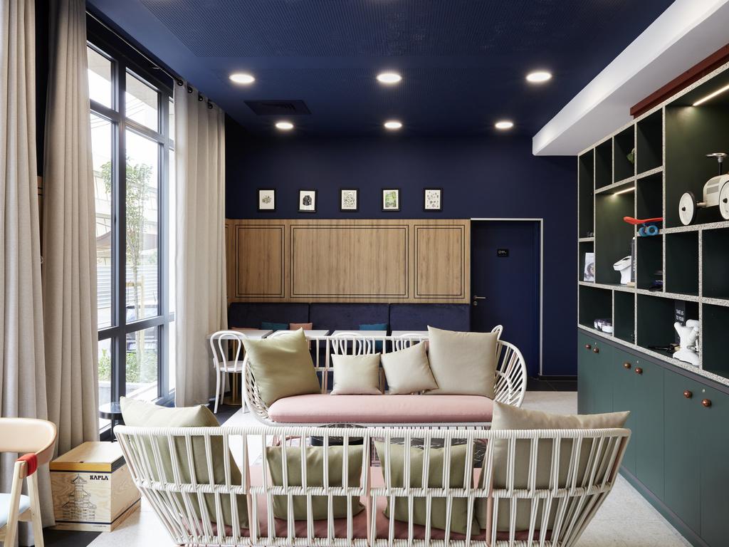 Aparthotel Adagio Suresnes Longchamp