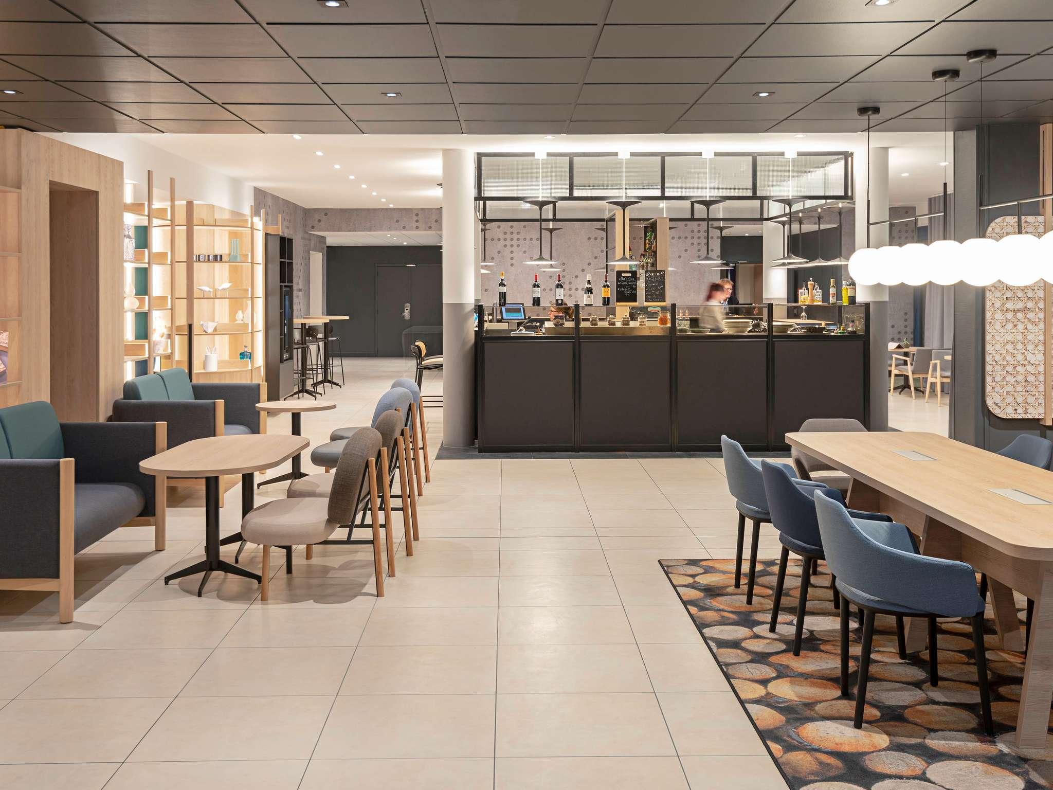 Отель — Отель Novotel Блуа Центр Валь де Луар