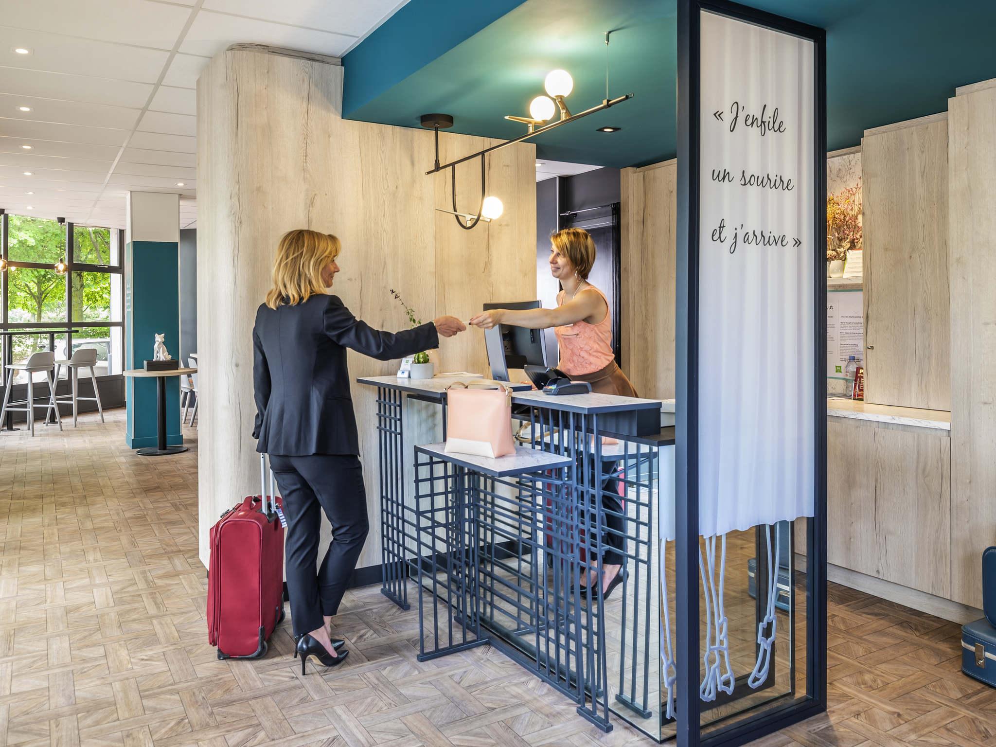 Отель — ibis Styles Sceaux Paris Sud (Opening June 2018)