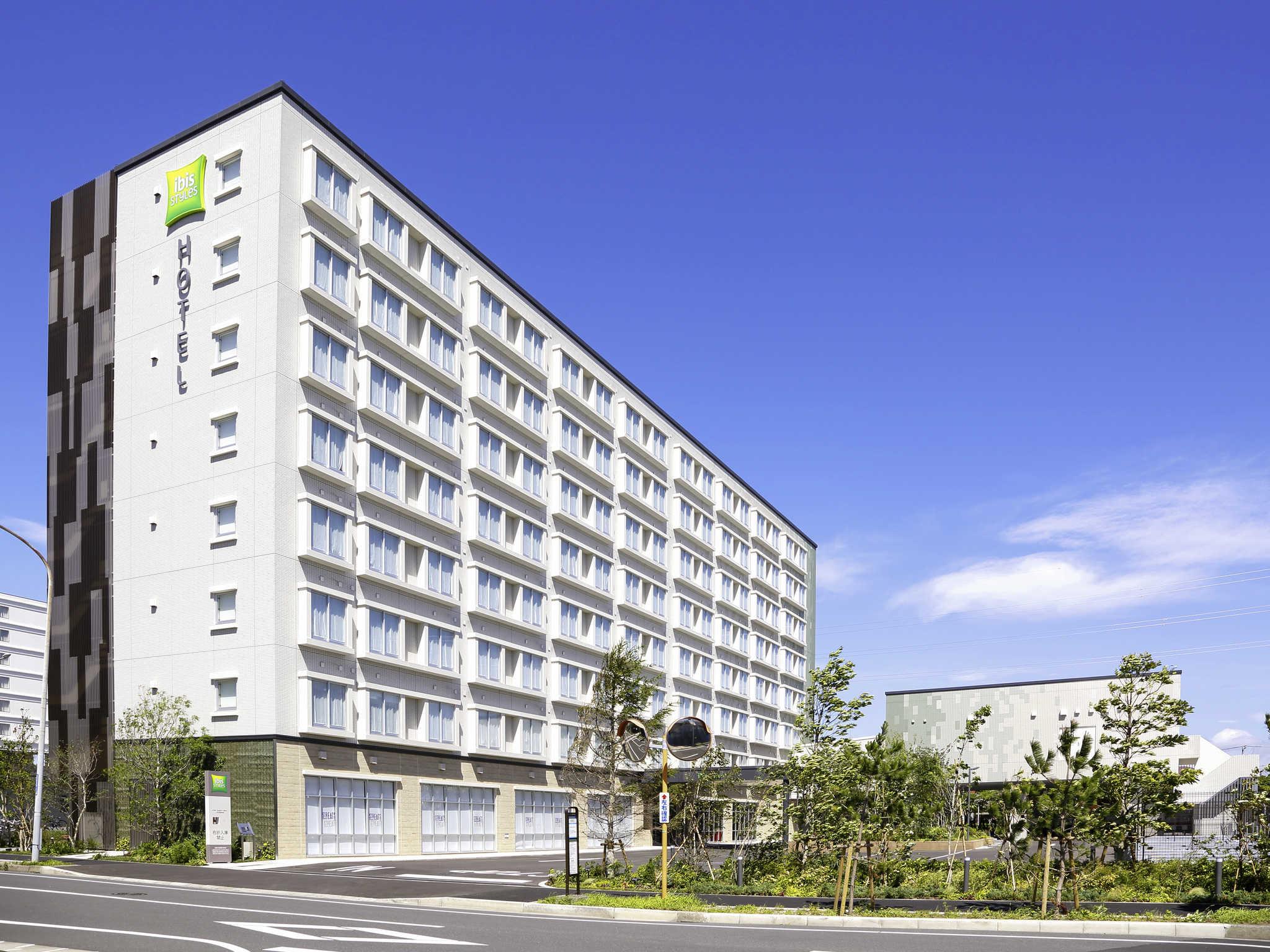 โรงแรม – ibis Styles Tokyo Bay