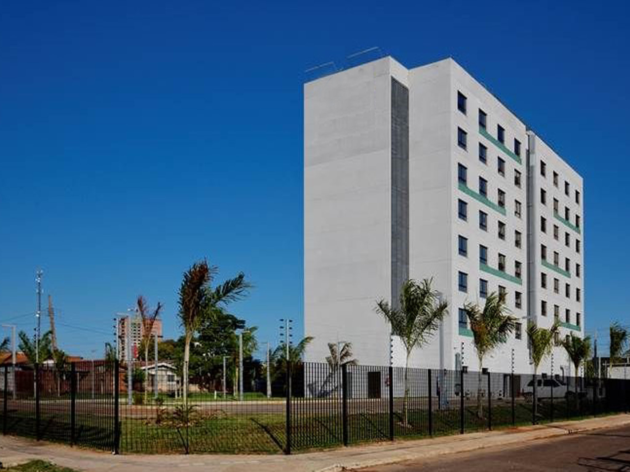 Отель — ibis Styles Rondonopolis