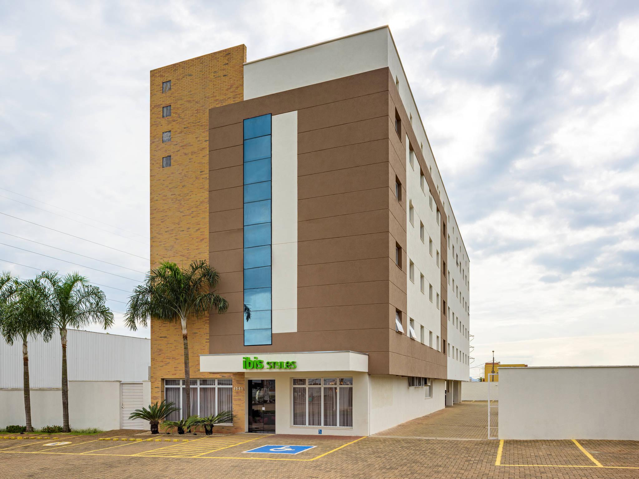 Hotell – Arco Hotel Araraquara by AccorHotels