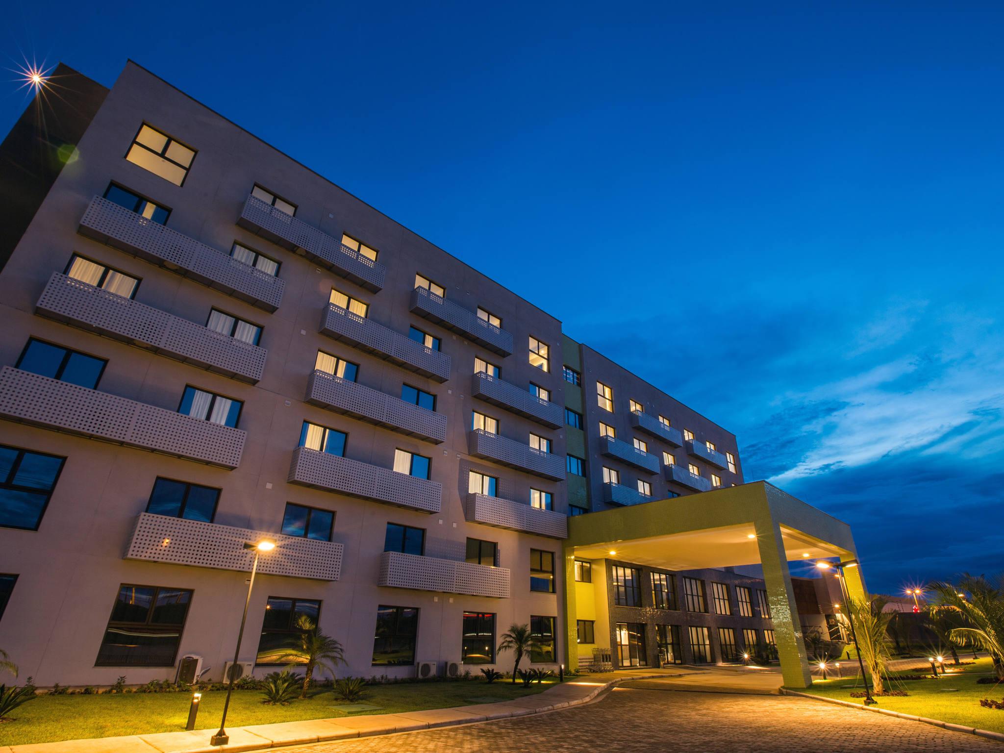 โรงแรม – ibis Styles Parauapebas