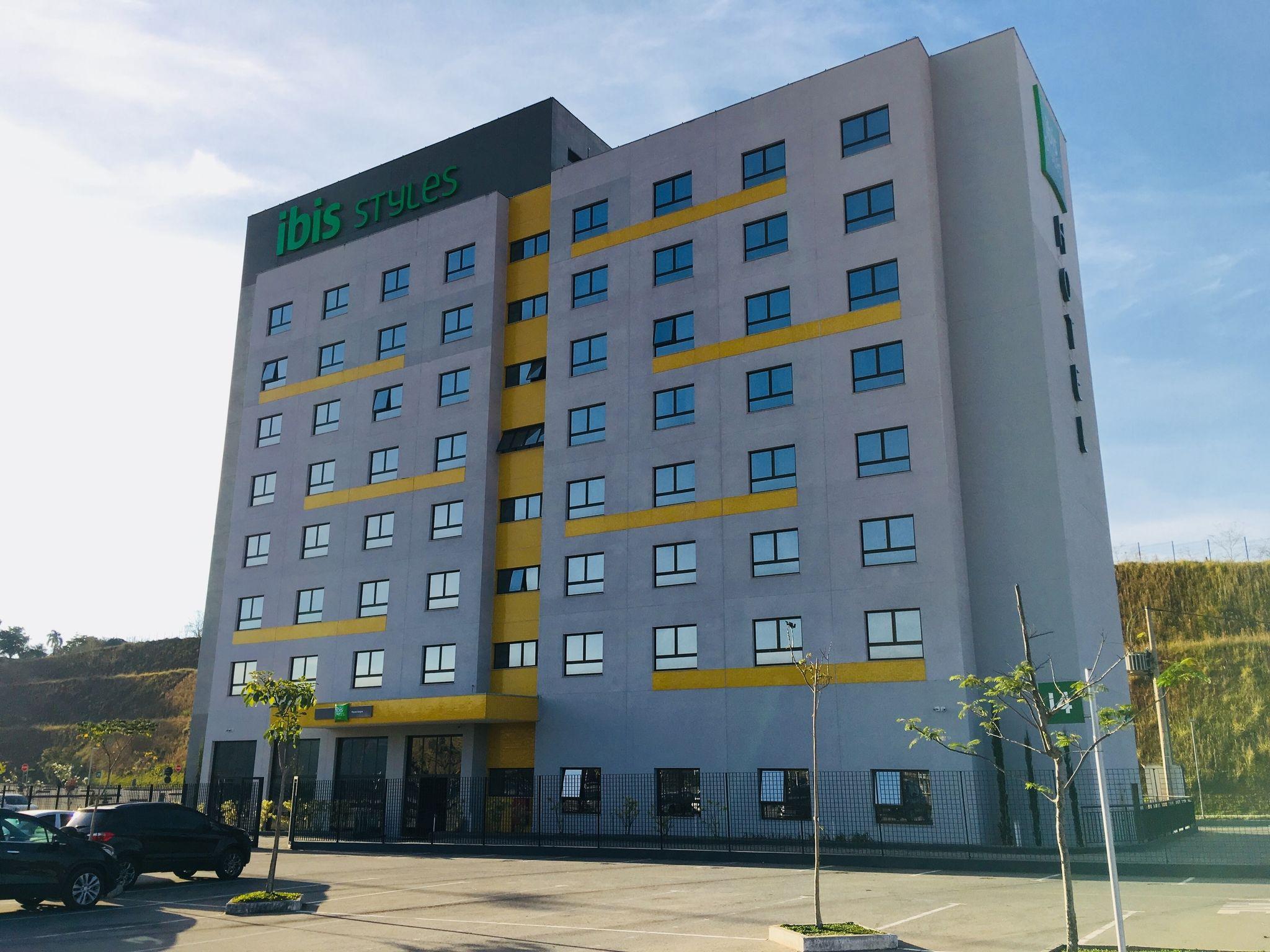 โรงแรม – ibis Styles Pouso Alegre