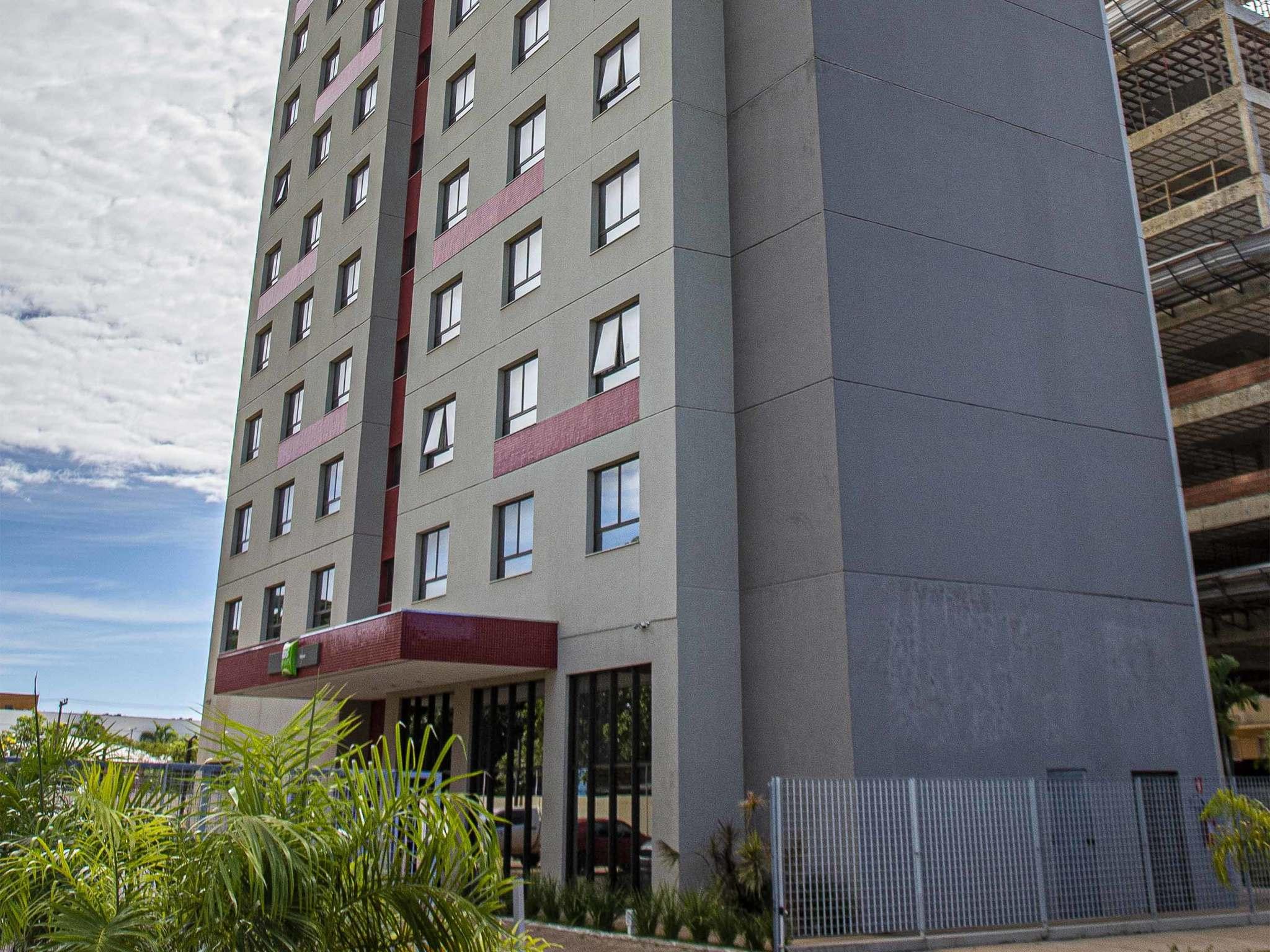 Отель — ibis Styles Palmas